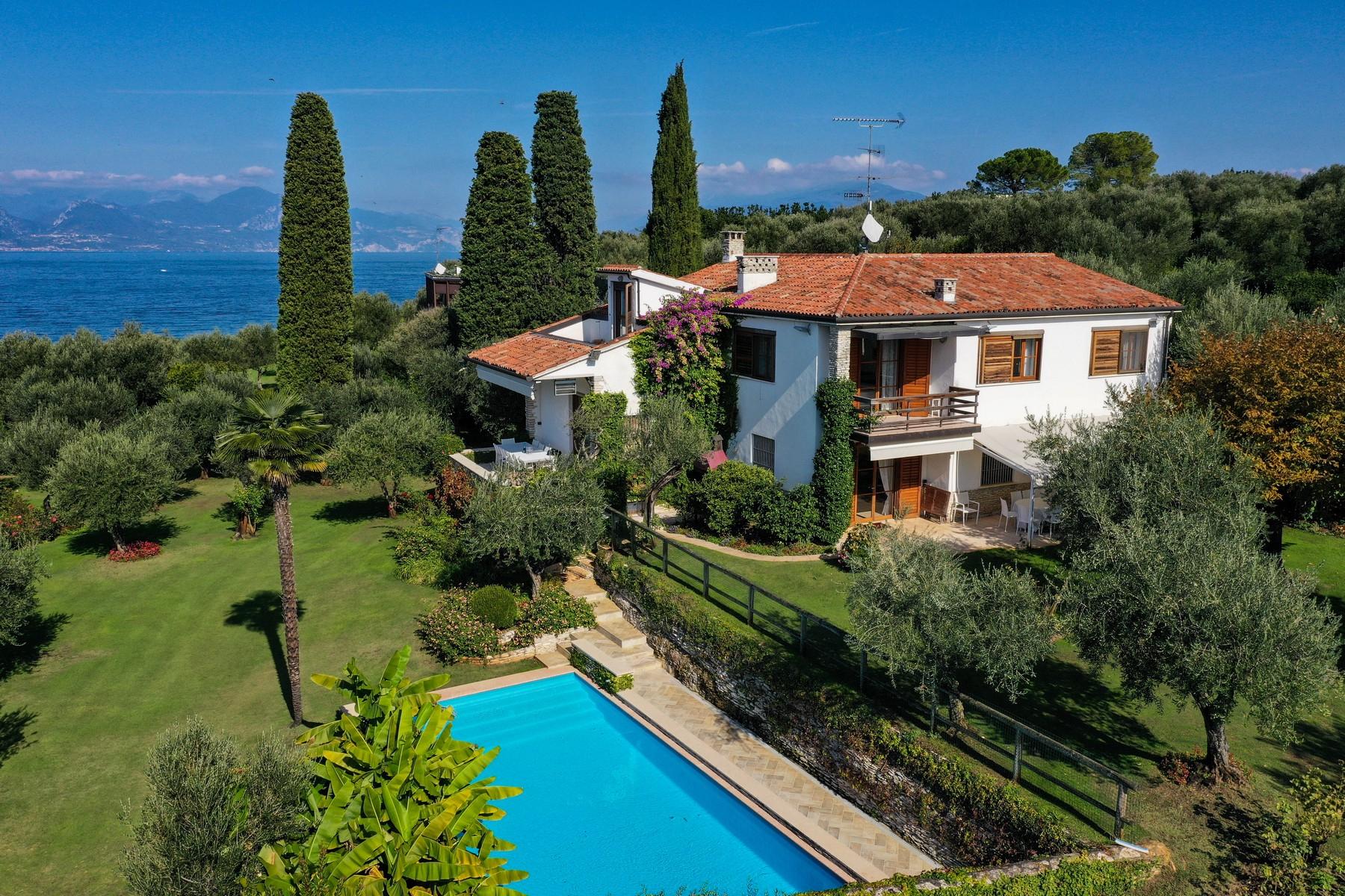Villa in Vendita a Sirmione: 5 locali, 500 mq - Foto 28