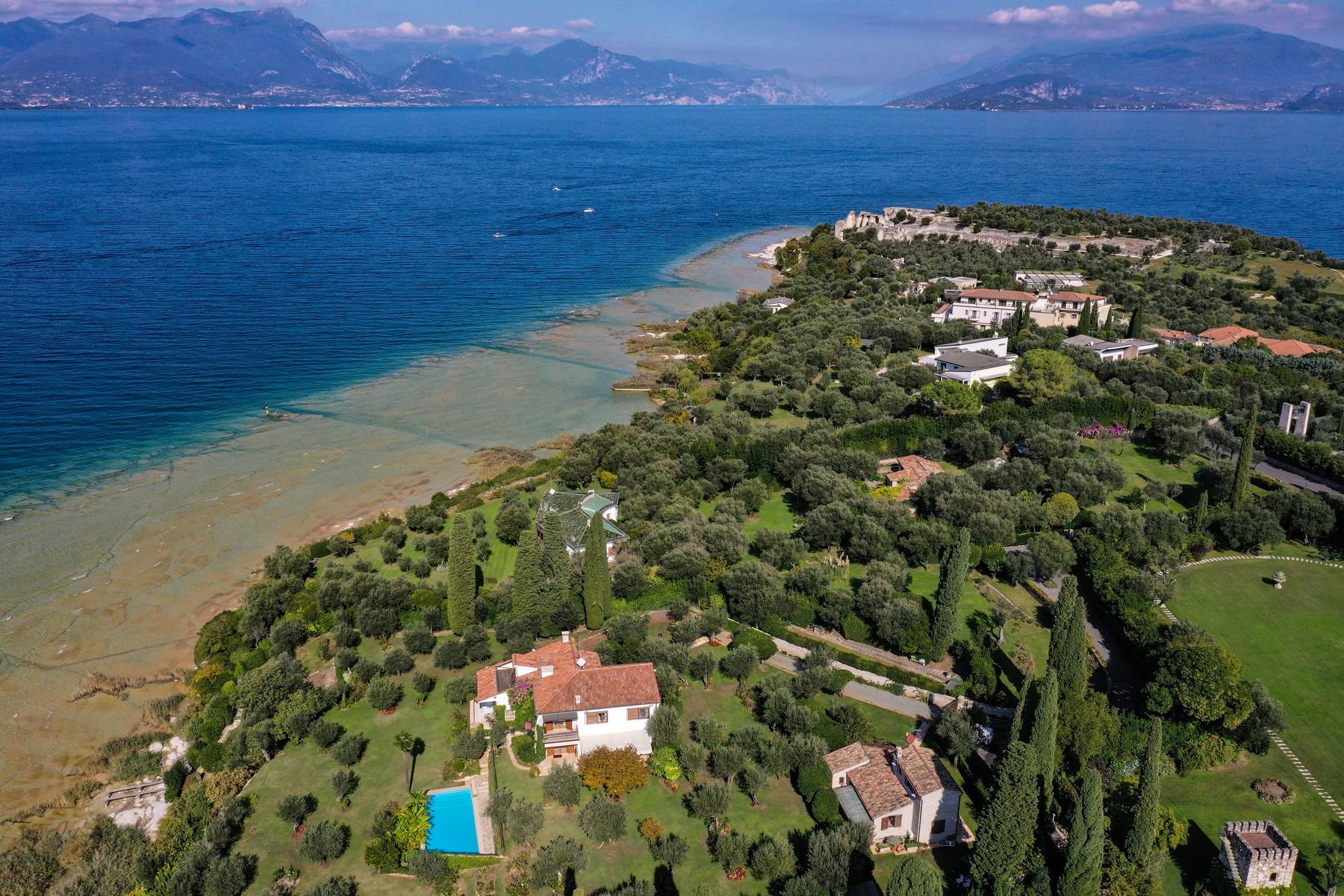 Villa in Vendita a Sirmione: 5 locali, 500 mq - Foto 24