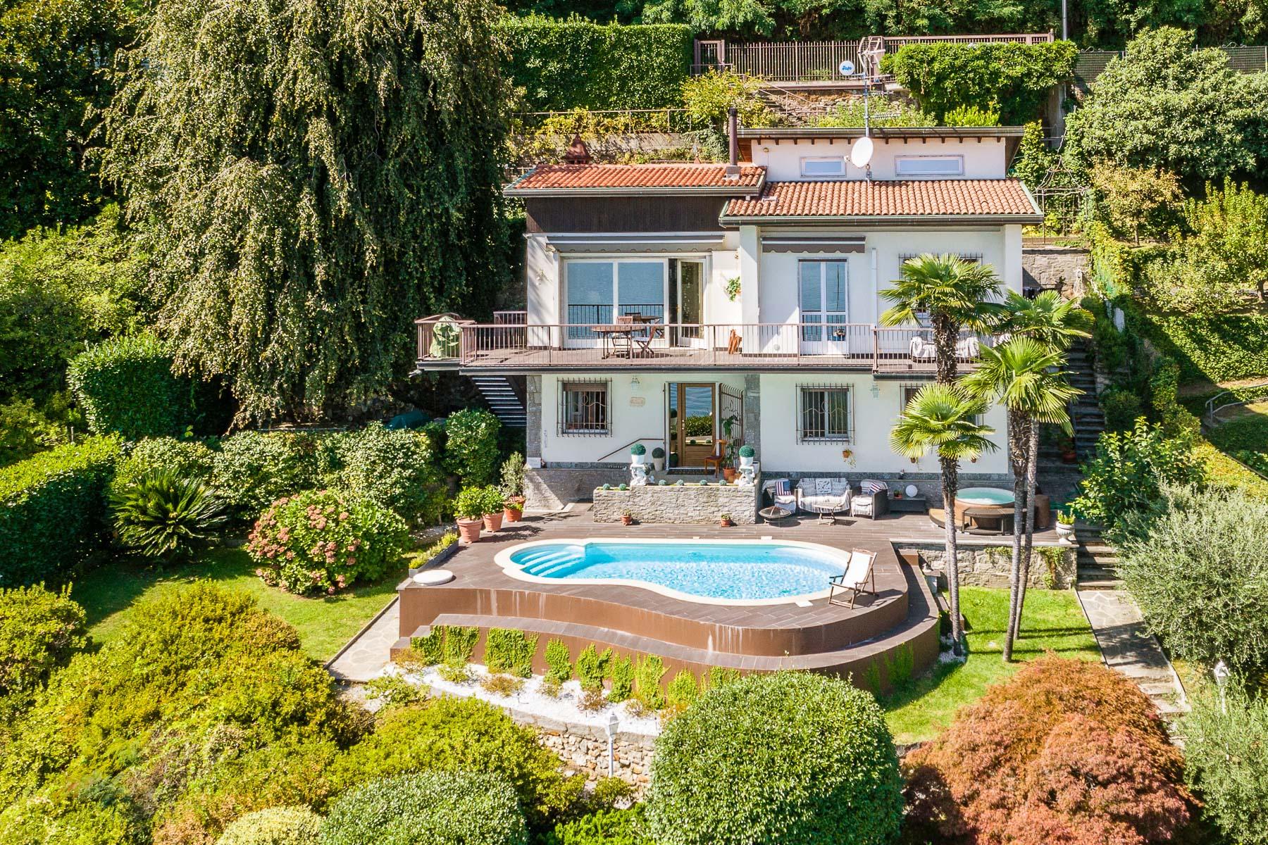 Villa in Vendita a Lesa: 5 locali, 350 mq - Foto 25