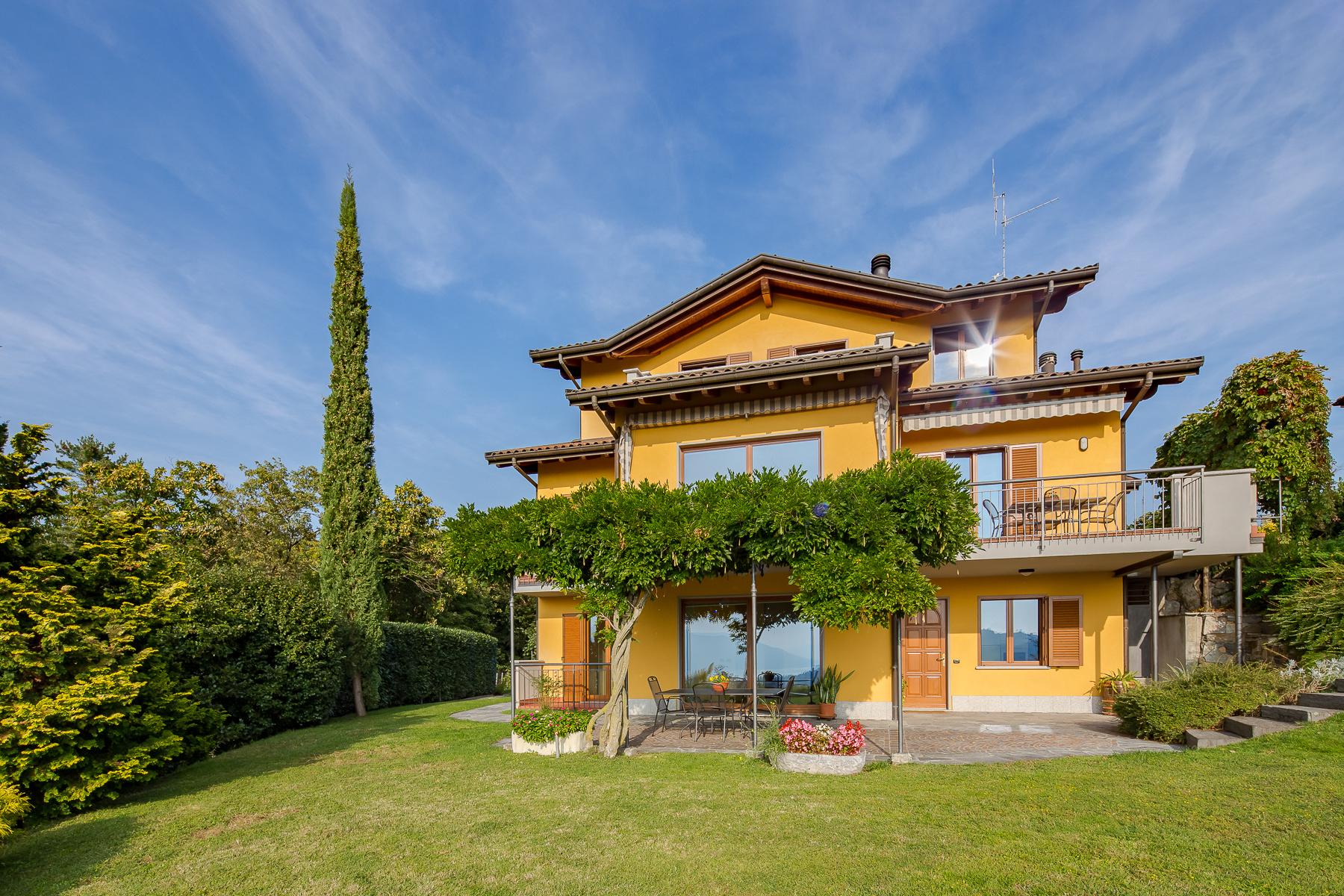 Villa in Vendita a Luino: 5 locali, 324 mq - Foto 9