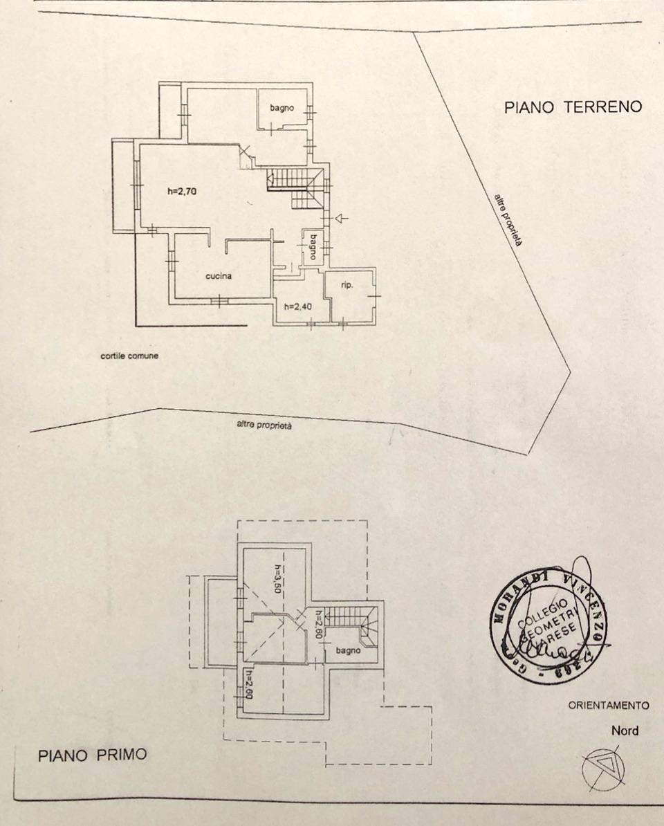 Villa in Vendita a Luino: 5 locali, 324 mq - Foto 26