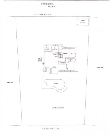 Villa in Vendita a Lesa: 5 locali, 350 mq - Foto 30