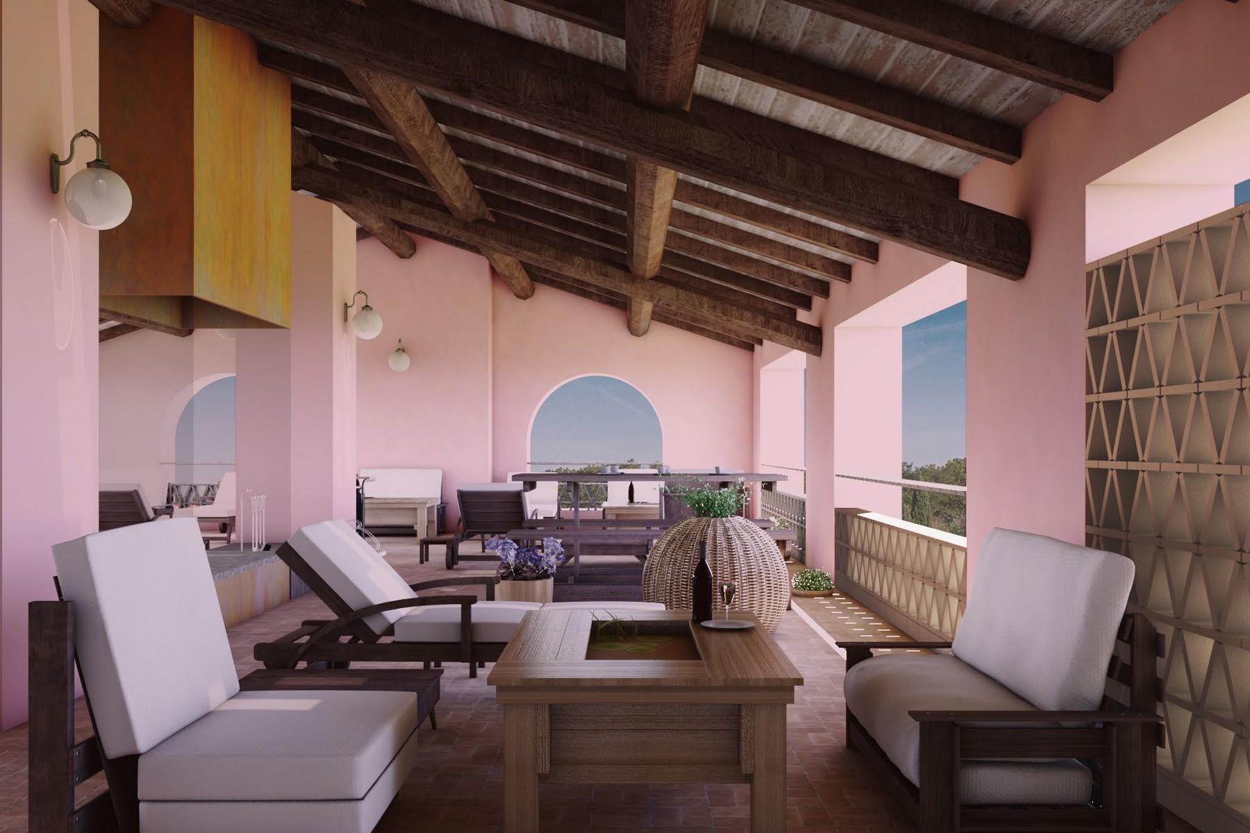 Villa in Vendita a Magliano In Toscana: 5 locali, 790 mq - Foto 23