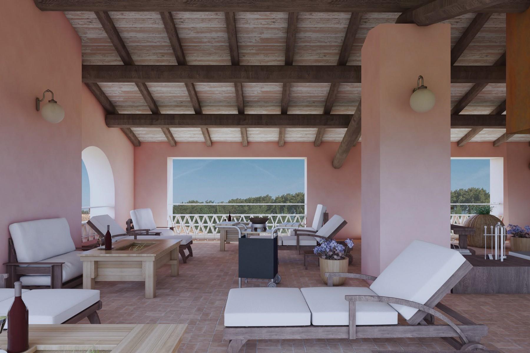 Villa in Vendita a Magliano In Toscana: 5 locali, 790 mq - Foto 24