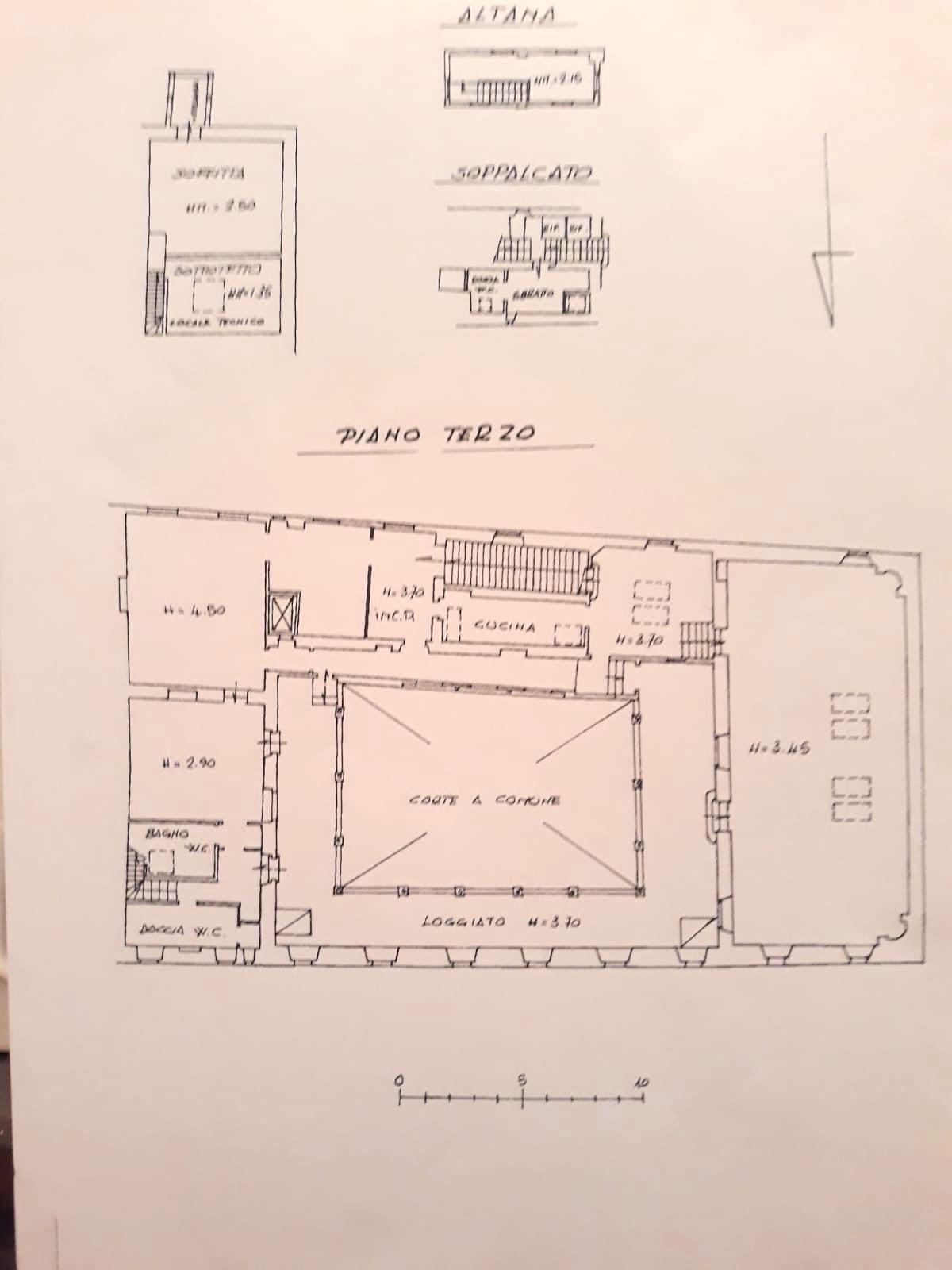 Appartamento in Affitto a Firenze: 5 locali, 370 mq - Foto 21
