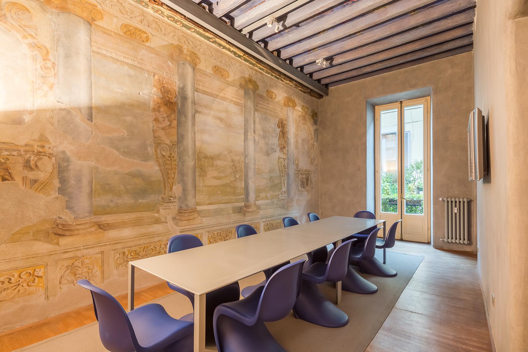 Ufficio-studio in Affitto a Milano 24 Chiesa Rossa / Gratosoglio / Vigentino: 165 mq