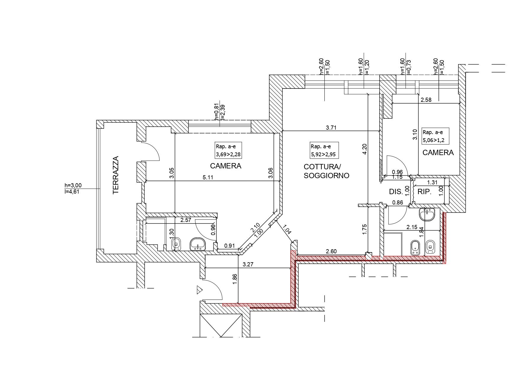 Appartamento in Vendita a Roma: 5 locali, 105 mq - Foto 13