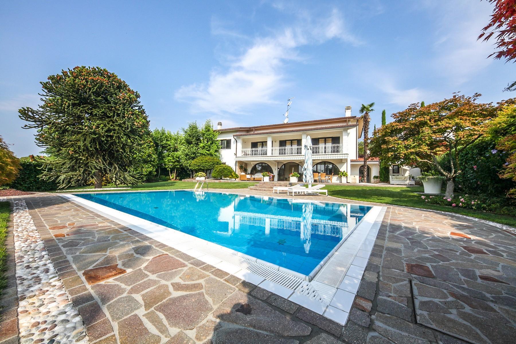 Villa in Vendita a Padenghe Sul Garda: 5 locali, 330 mq - Foto 13