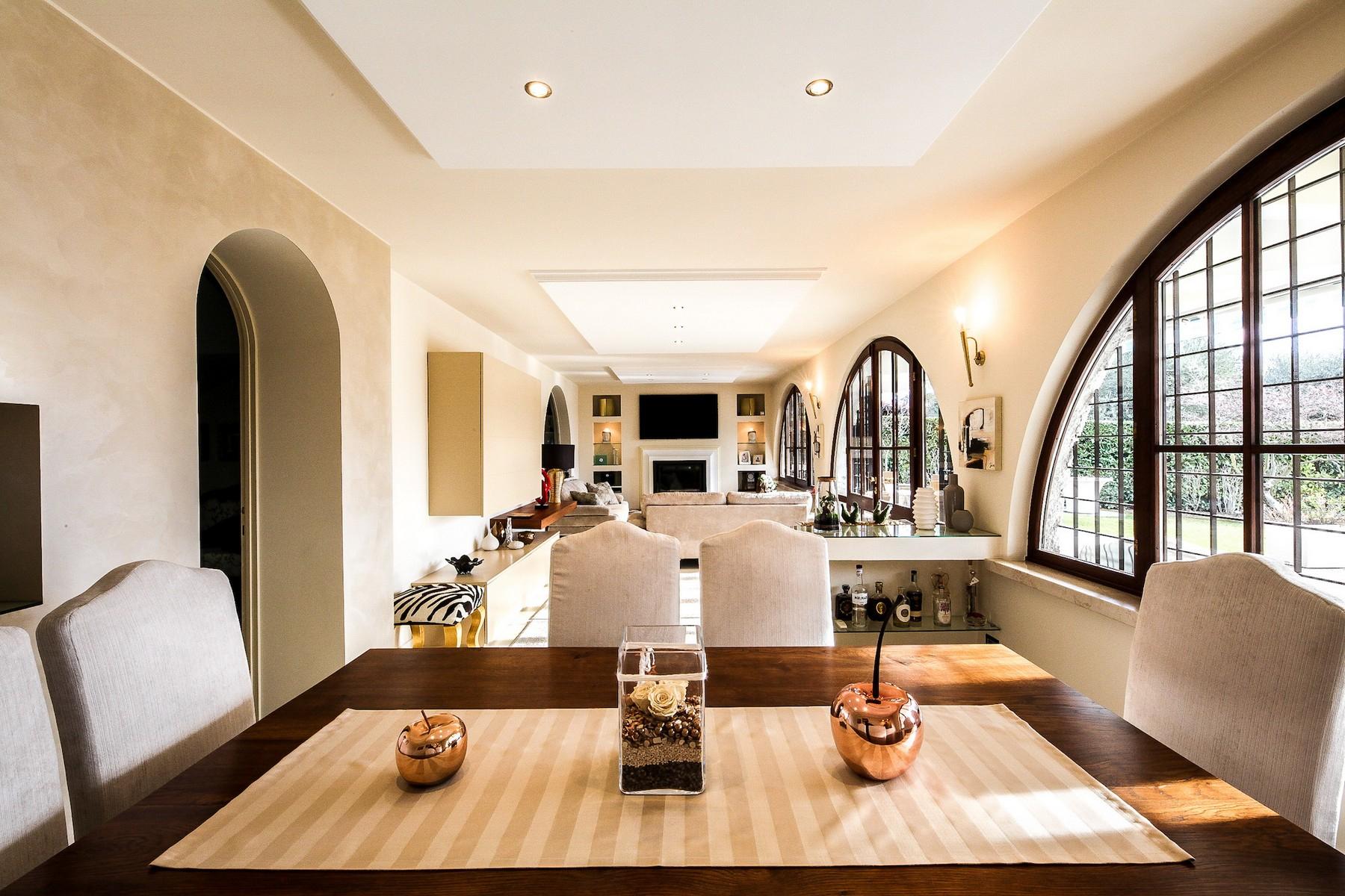 Villa in Vendita a Padenghe Sul Garda: 5 locali, 330 mq - Foto 3