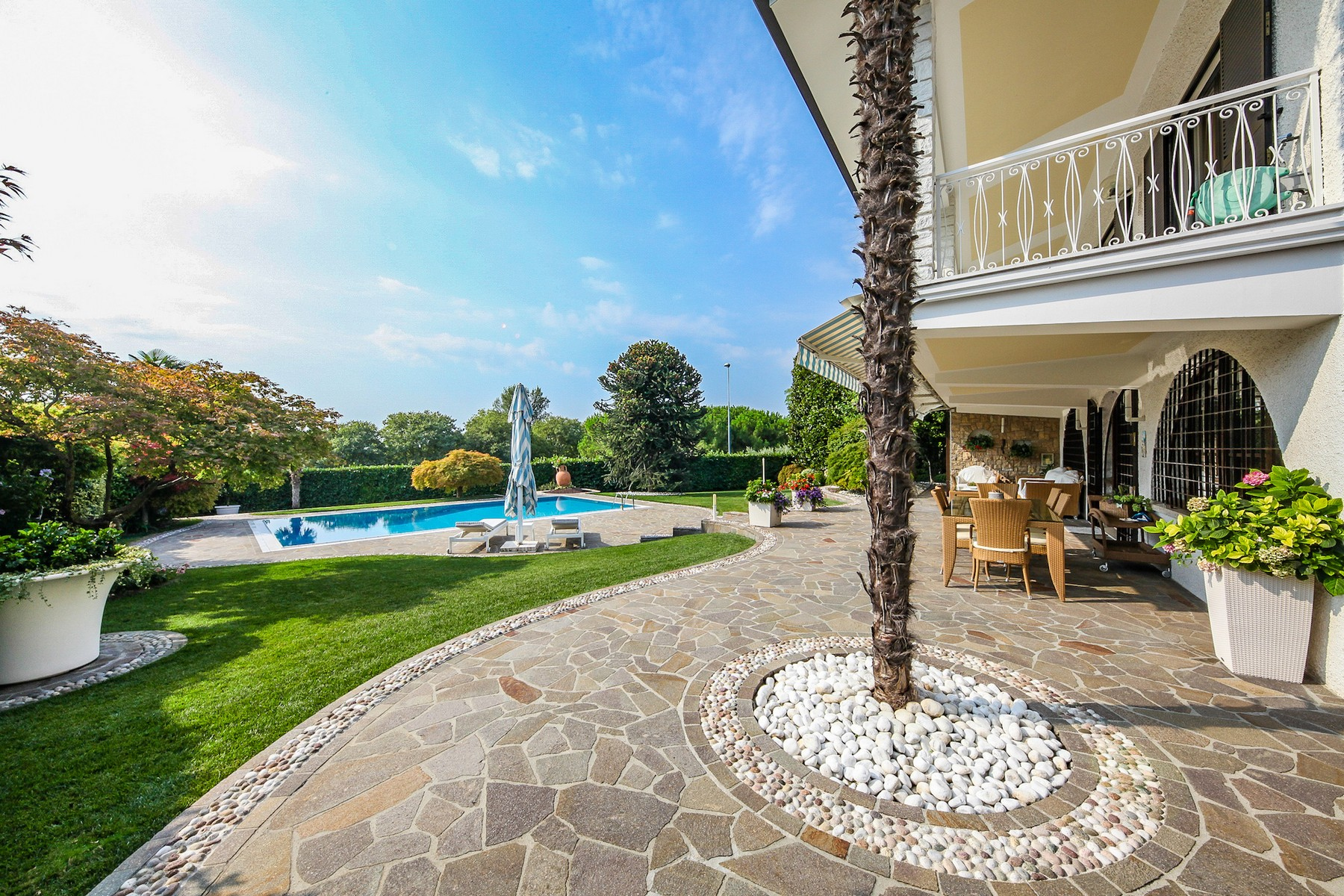 Villa in Vendita a Padenghe Sul Garda: 5 locali, 330 mq - Foto 29