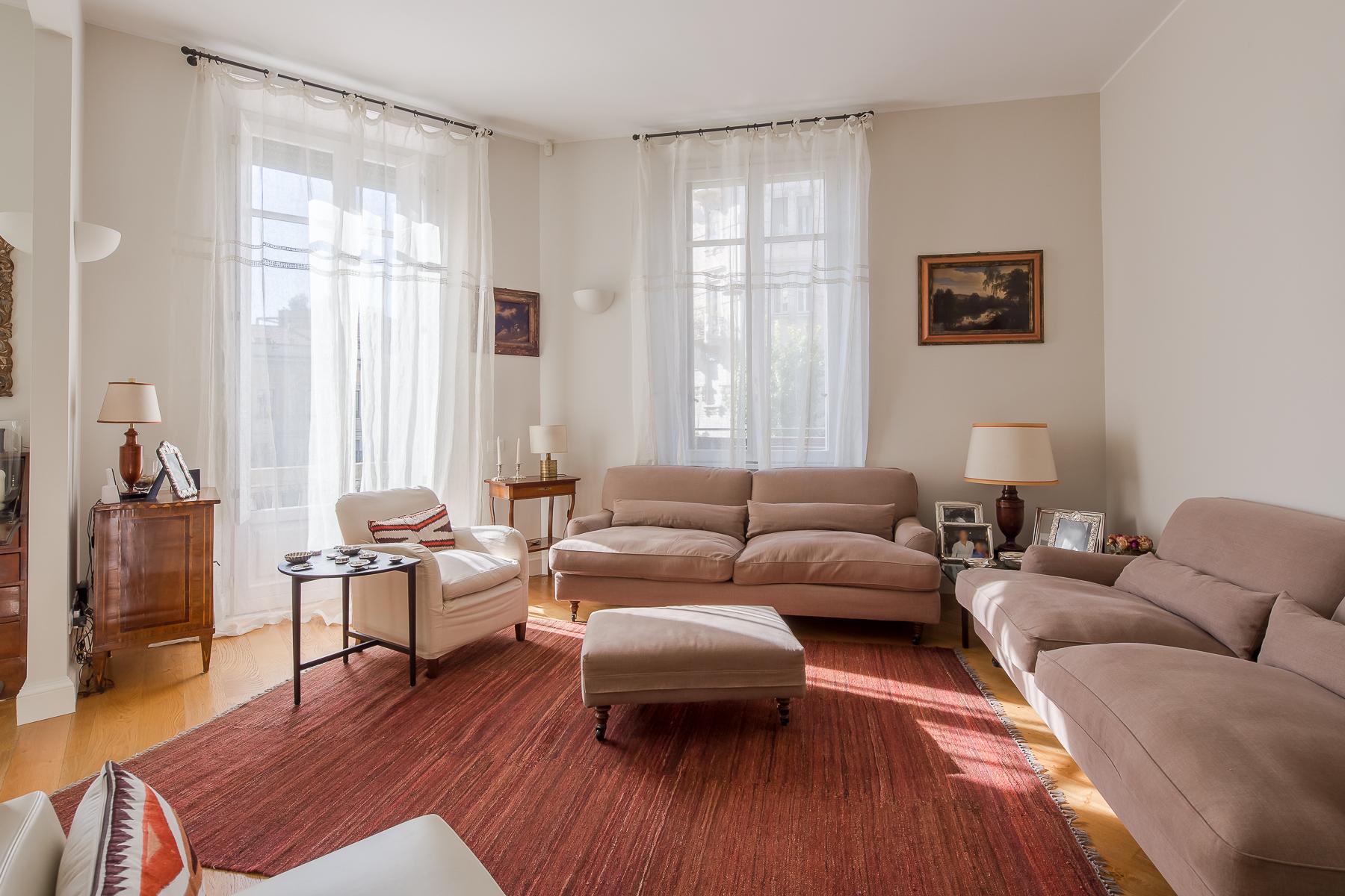 Appartamento in Affitto a Milano: 4 locali, 165 mq - Foto 6