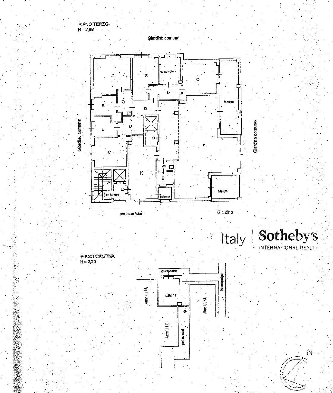 Appartamento in Vendita a Milano: 5 locali, 250 mq - Foto 30