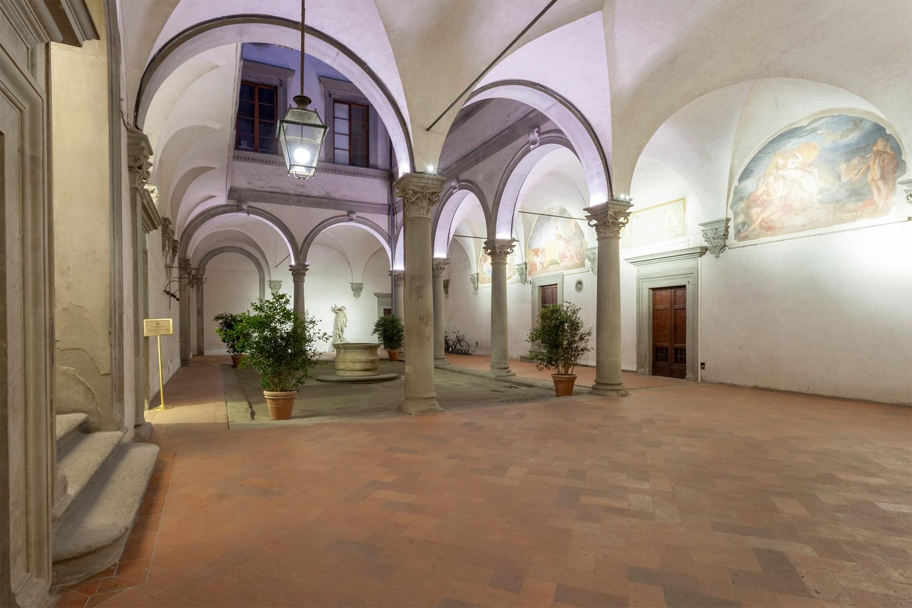 Appartamento in Affitto a Firenze Centro: 4 locali, 90 mq