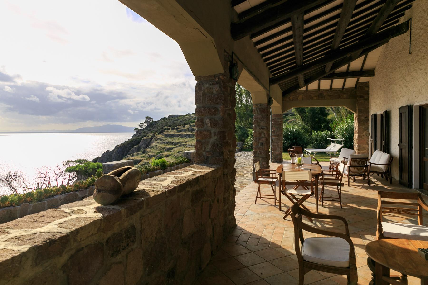 Villa in Vendita a Capraia Isola: 5 locali, 320 mq - Foto 29