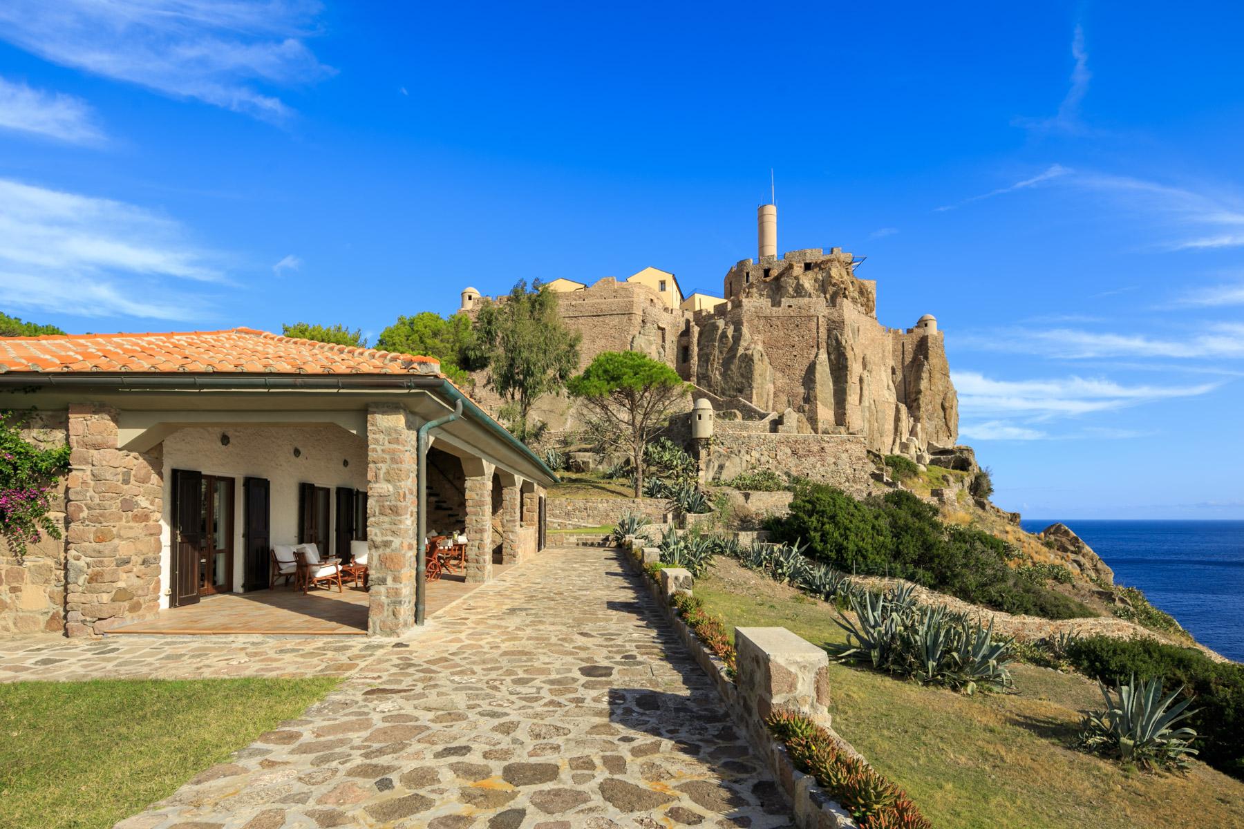 Villa in Vendita a Capraia Isola: 5 locali, 320 mq - Foto 30
