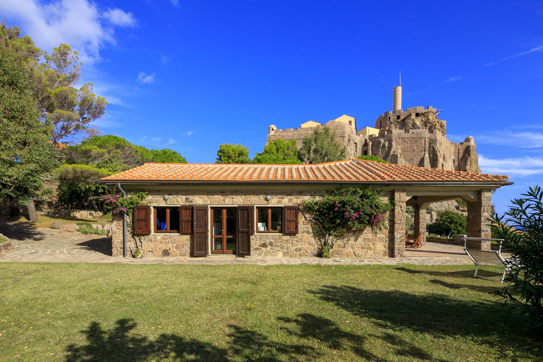 Villa in Vendita a Capraia Isola: 5 locali, 320 mq - Foto 5