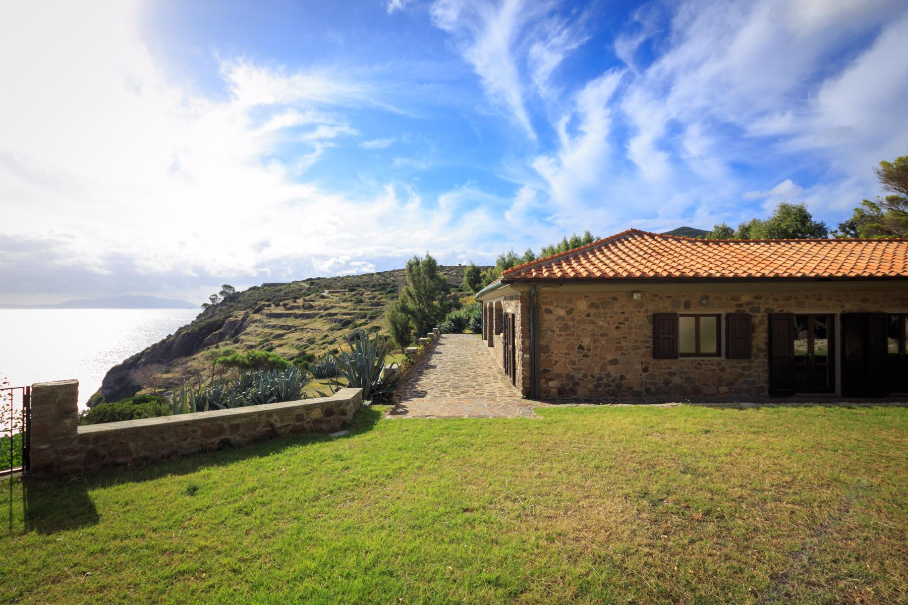 Villa in Vendita a Capraia Isola: 5 locali, 320 mq - Foto 9