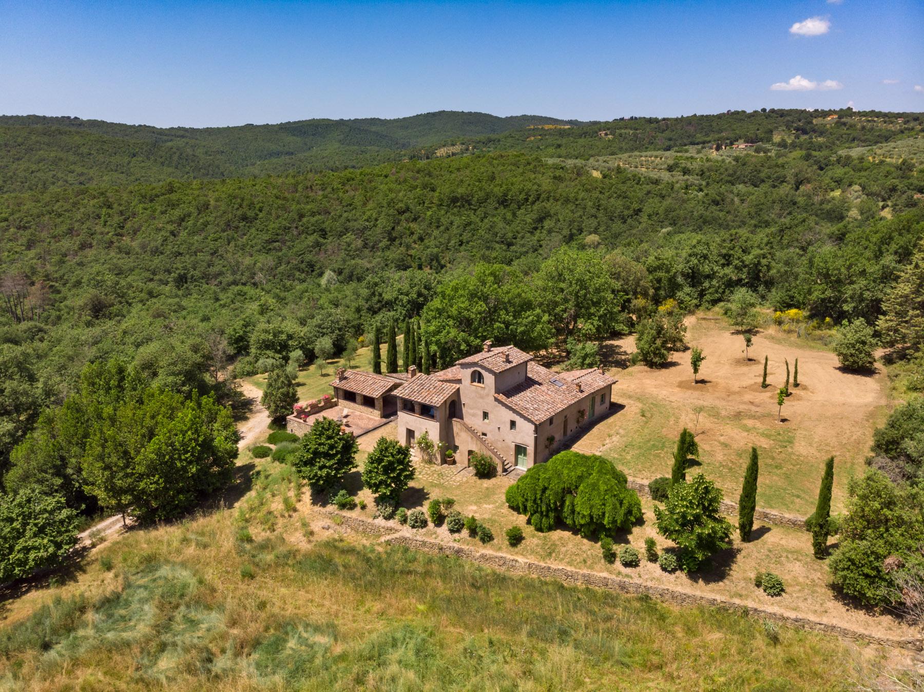 Villa in Vendita a Monte San Savino: 5 locali, 340 mq - Foto 6