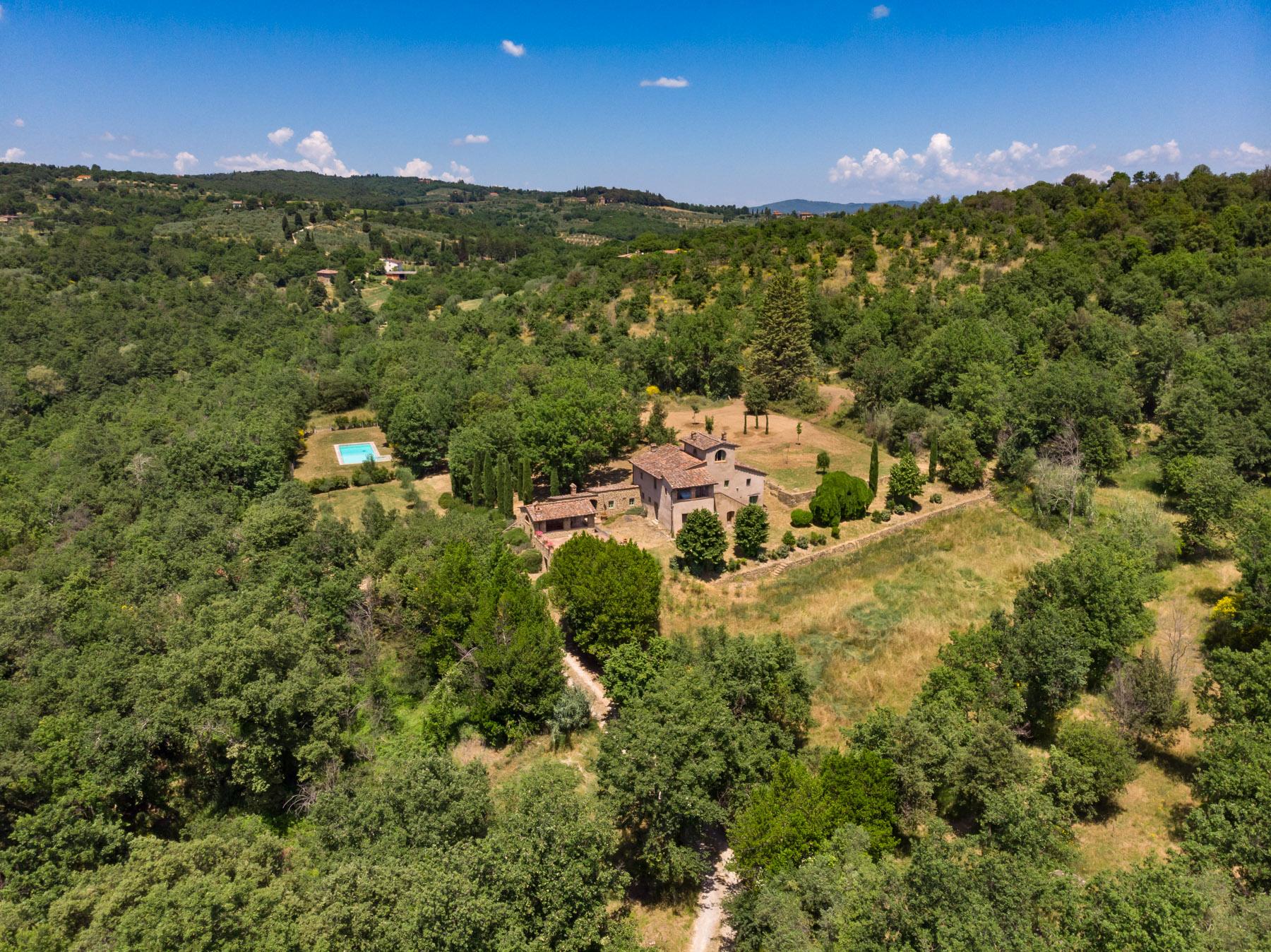 Villa in Vendita a Monte San Savino: 5 locali, 340 mq - Foto 7