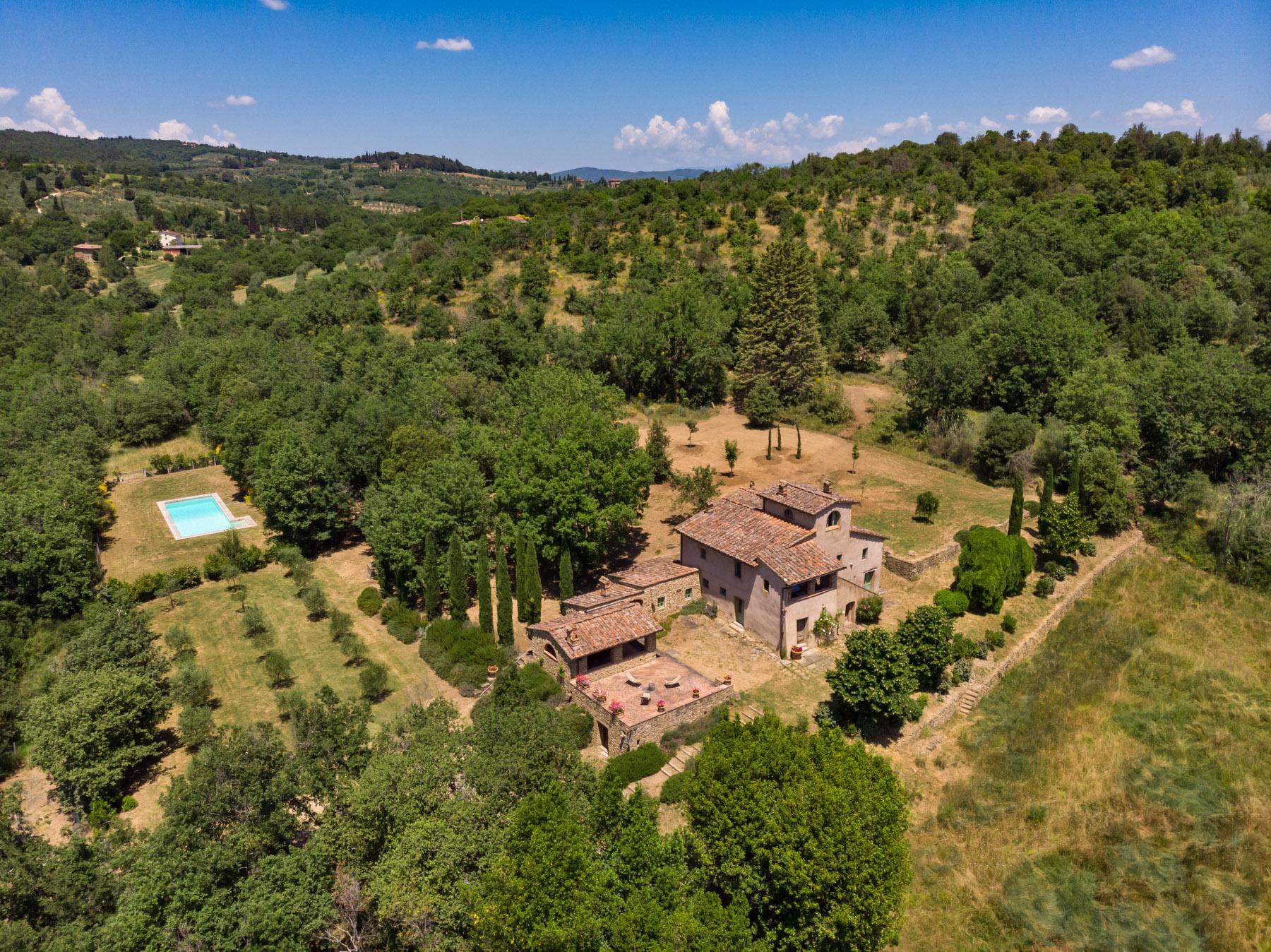 Villa in Vendita a Monte San Savino: 5 locali, 340 mq - Foto 8