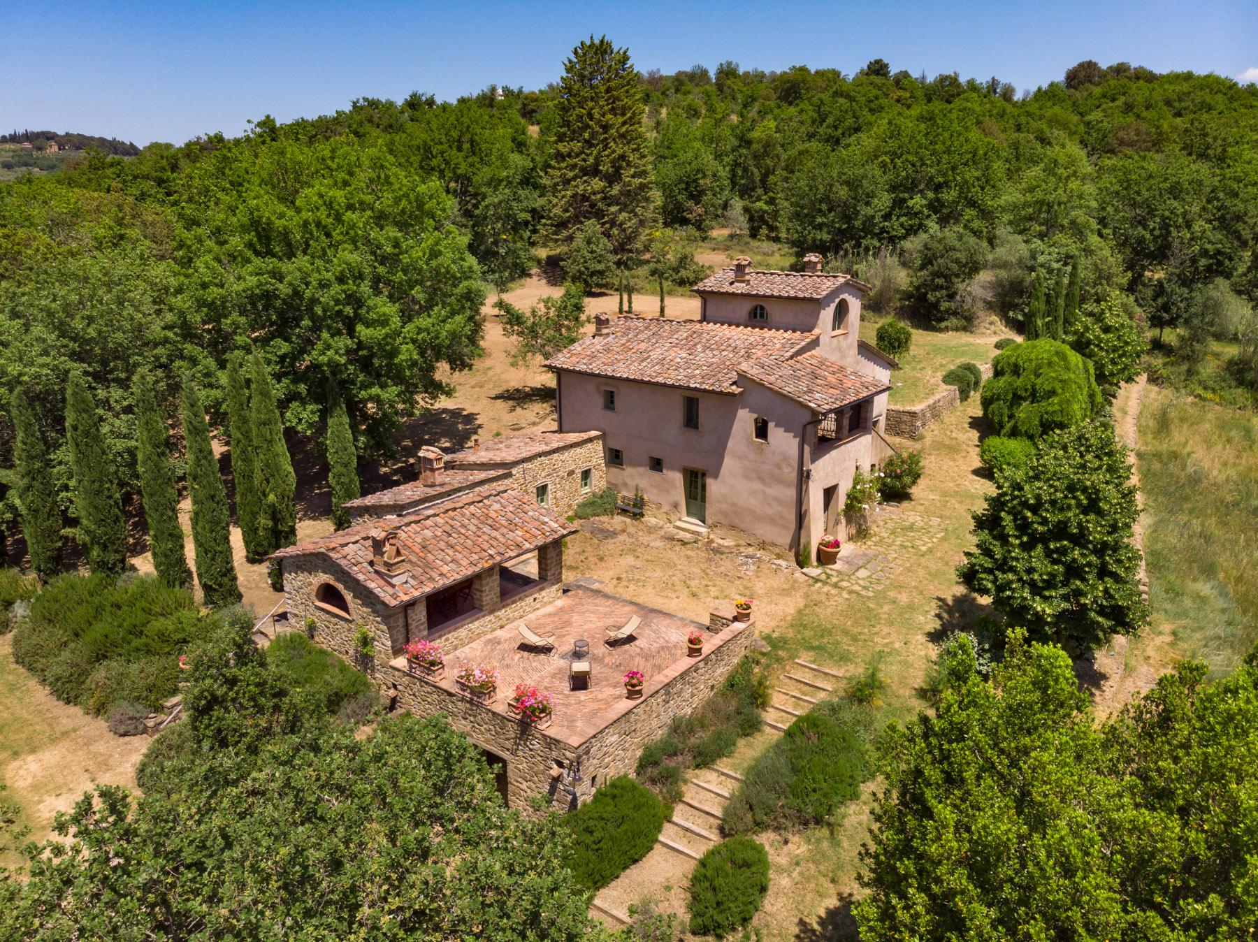 Villa in Vendita a Monte San Savino: 5 locali, 340 mq - Foto 11