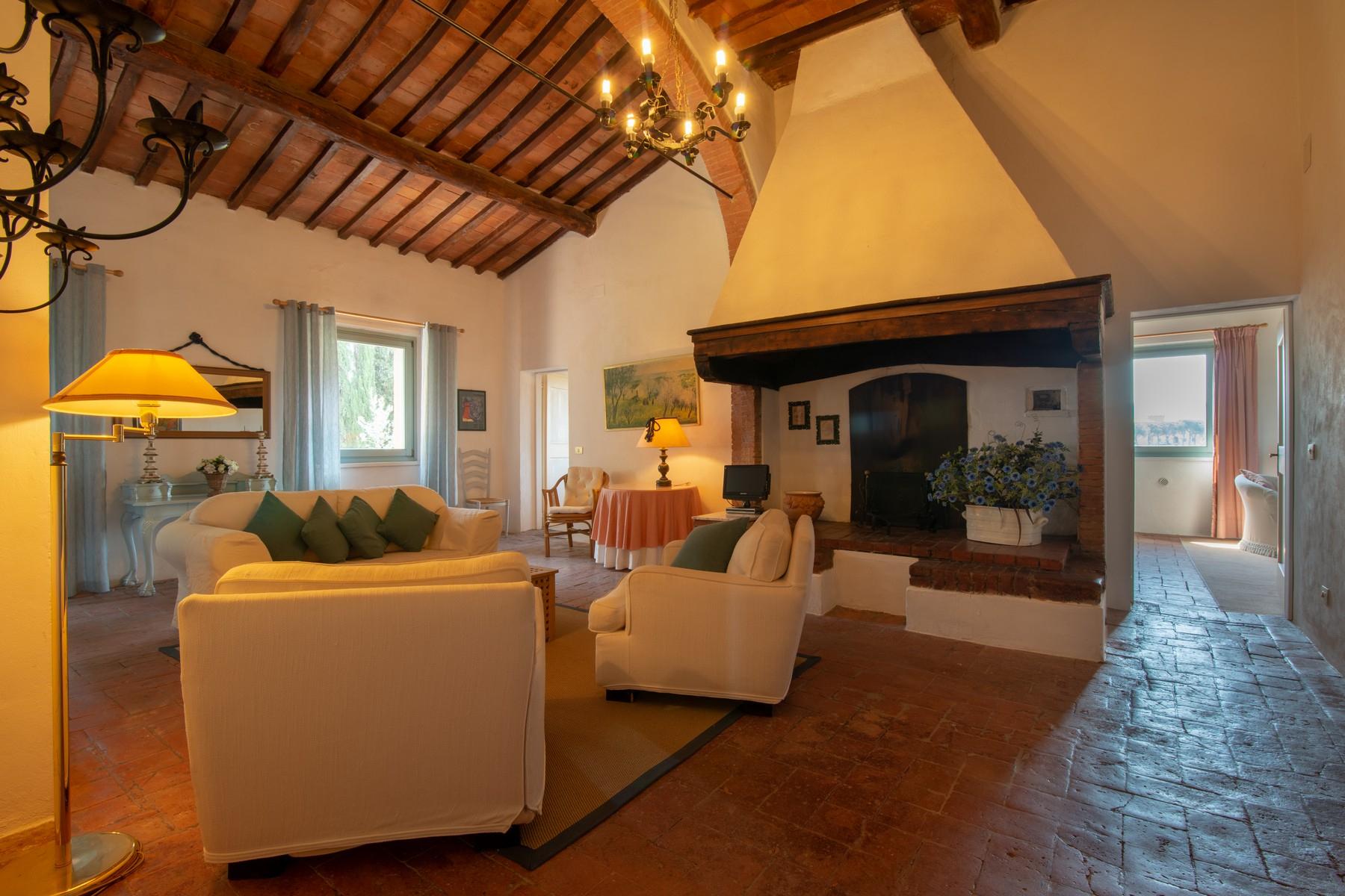 Rustico in Vendita a San Gimignano: 5 locali, 615 mq - Foto 7
