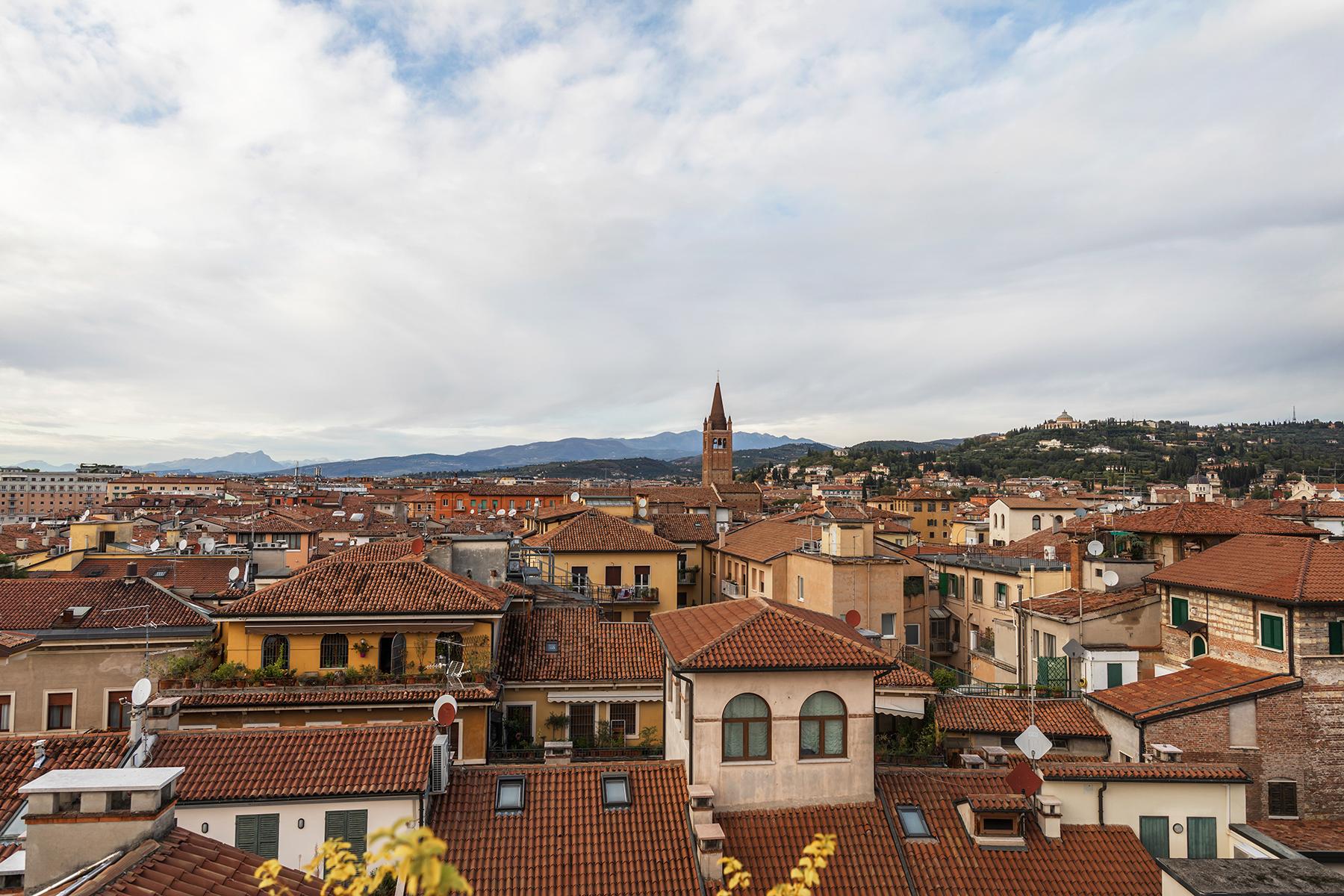 Attico in Vendita a Verona: 5 locali, 280 mq - Foto 17