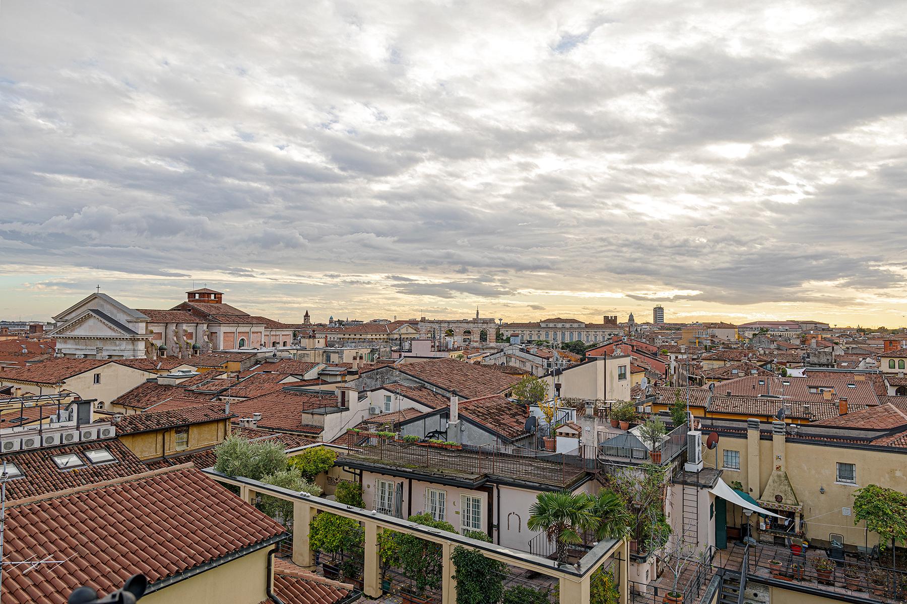 Attico in Vendita a Verona: 5 locali, 280 mq - Foto 16