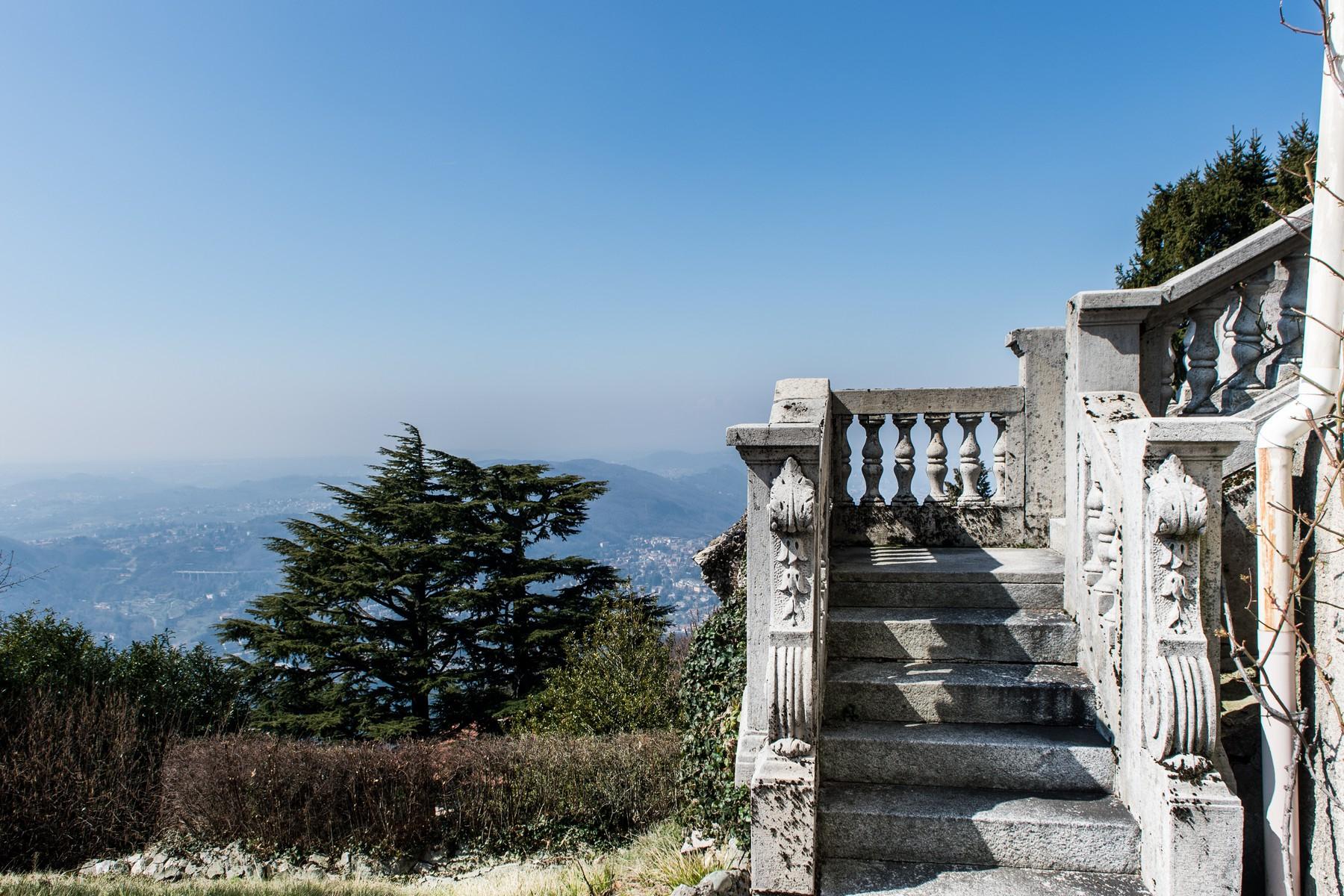 Villa in Vendita a Brunate: 5 locali, 600 mq - Foto 6