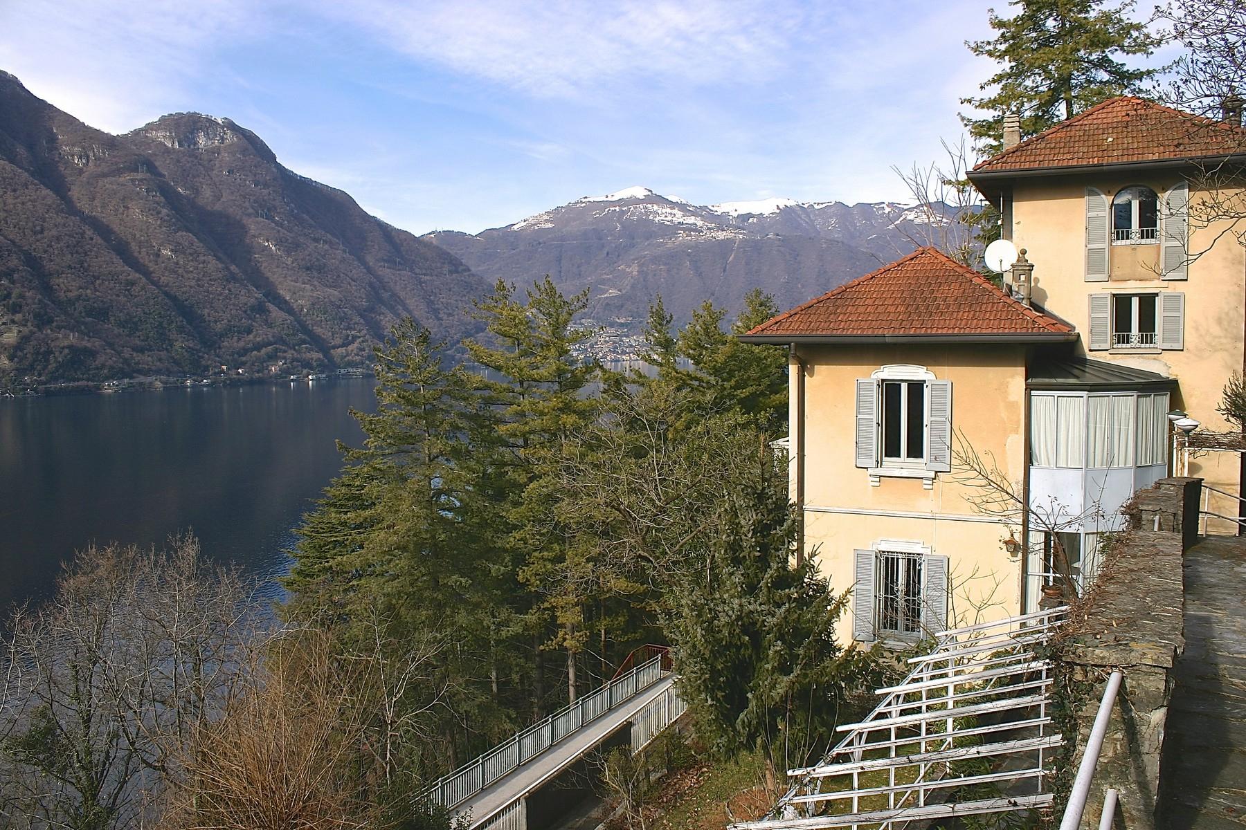 Villa in Vendita a Nesso: 5 locali, 250 mq - Foto 1