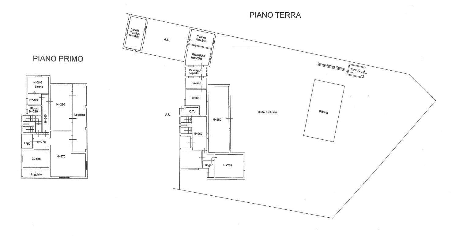 Villa in Vendita a Padenghe Sul Garda: 5 locali, 330 mq - Foto 30
