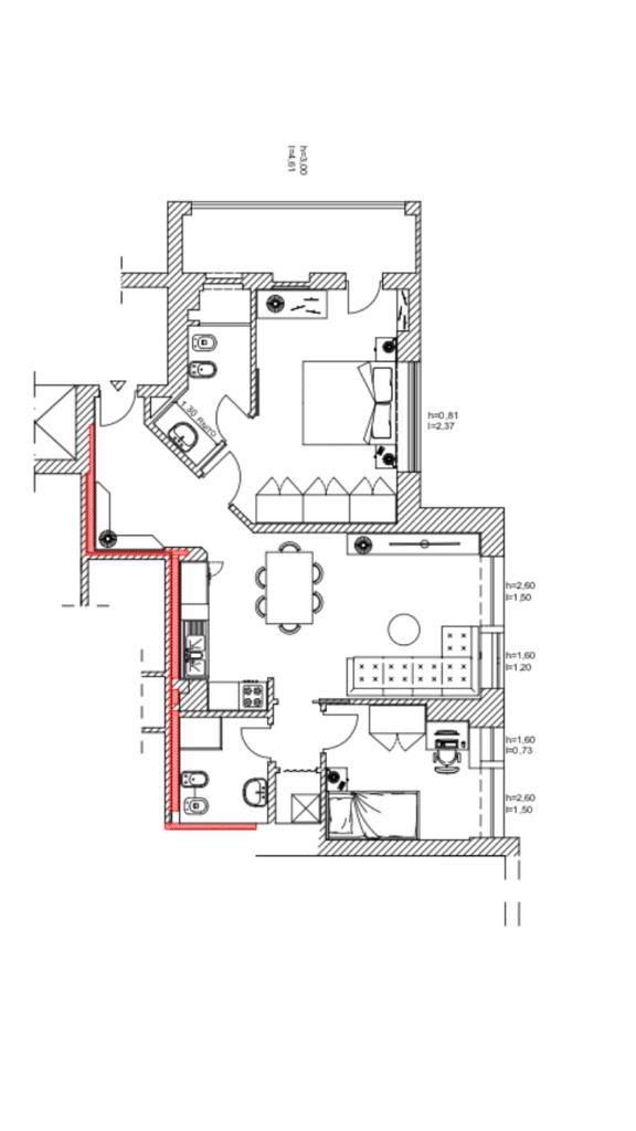 Appartamento in Vendita a Roma: 5 locali, 105 mq - Foto 14