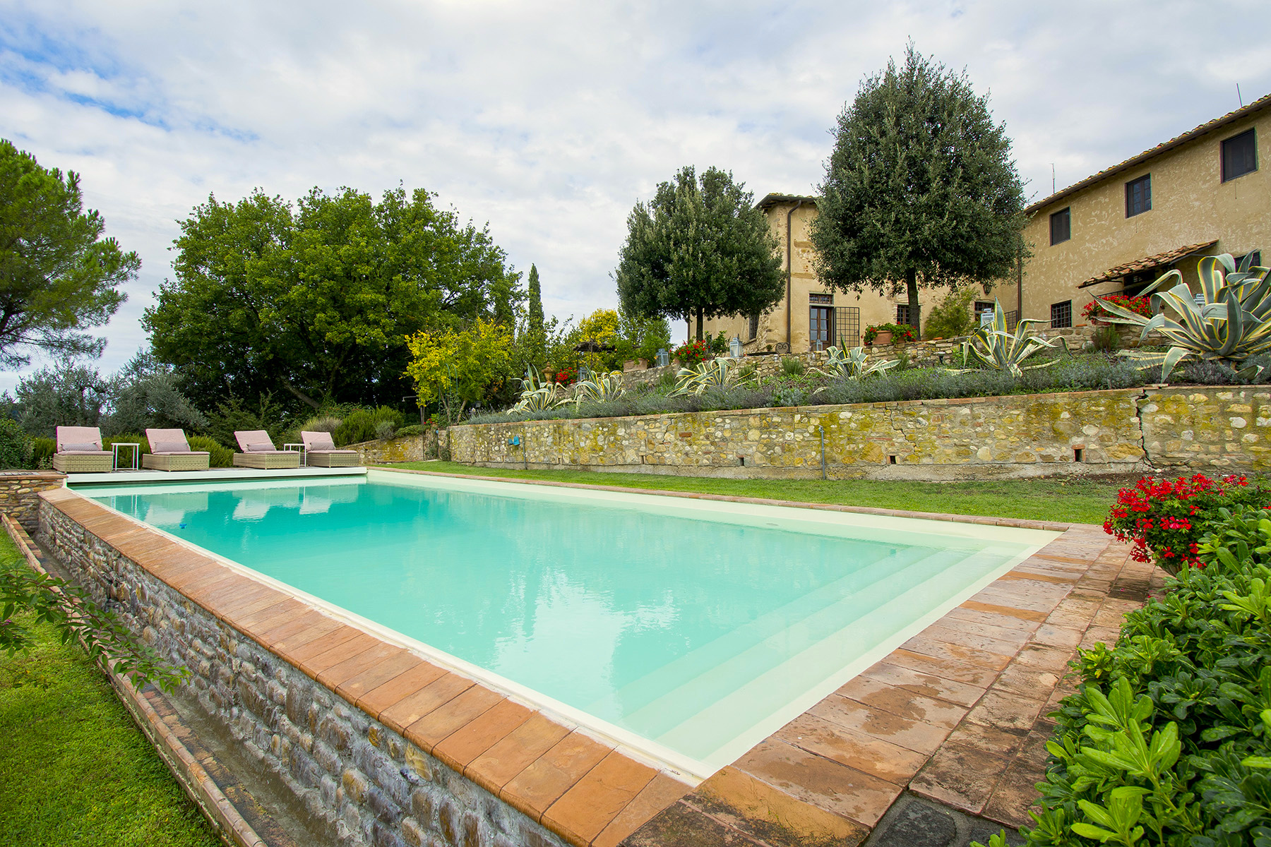Villa in Vendita a San Casciano In Val Di Pesa: 5 locali, 650 mq - Foto 3