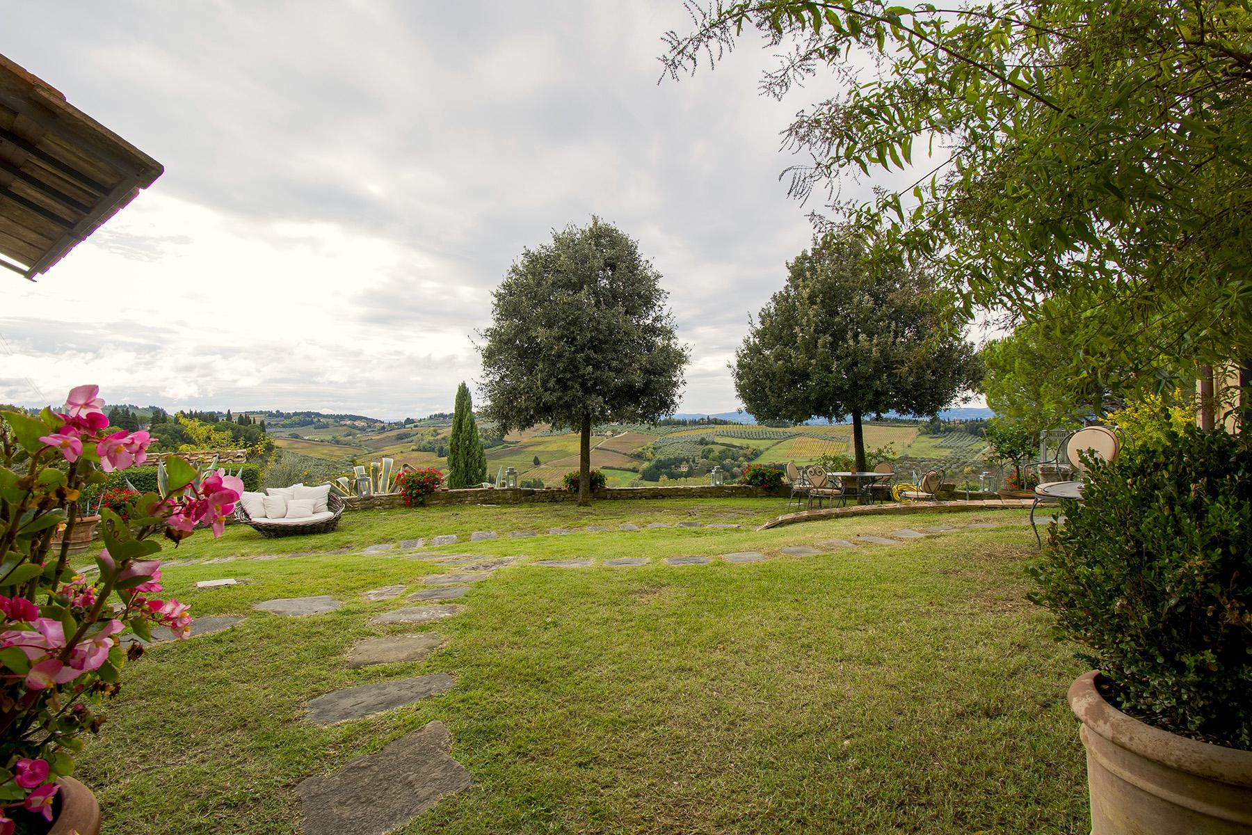 Villa in Vendita a San Casciano In Val Di Pesa: 5 locali, 650 mq - Foto 22
