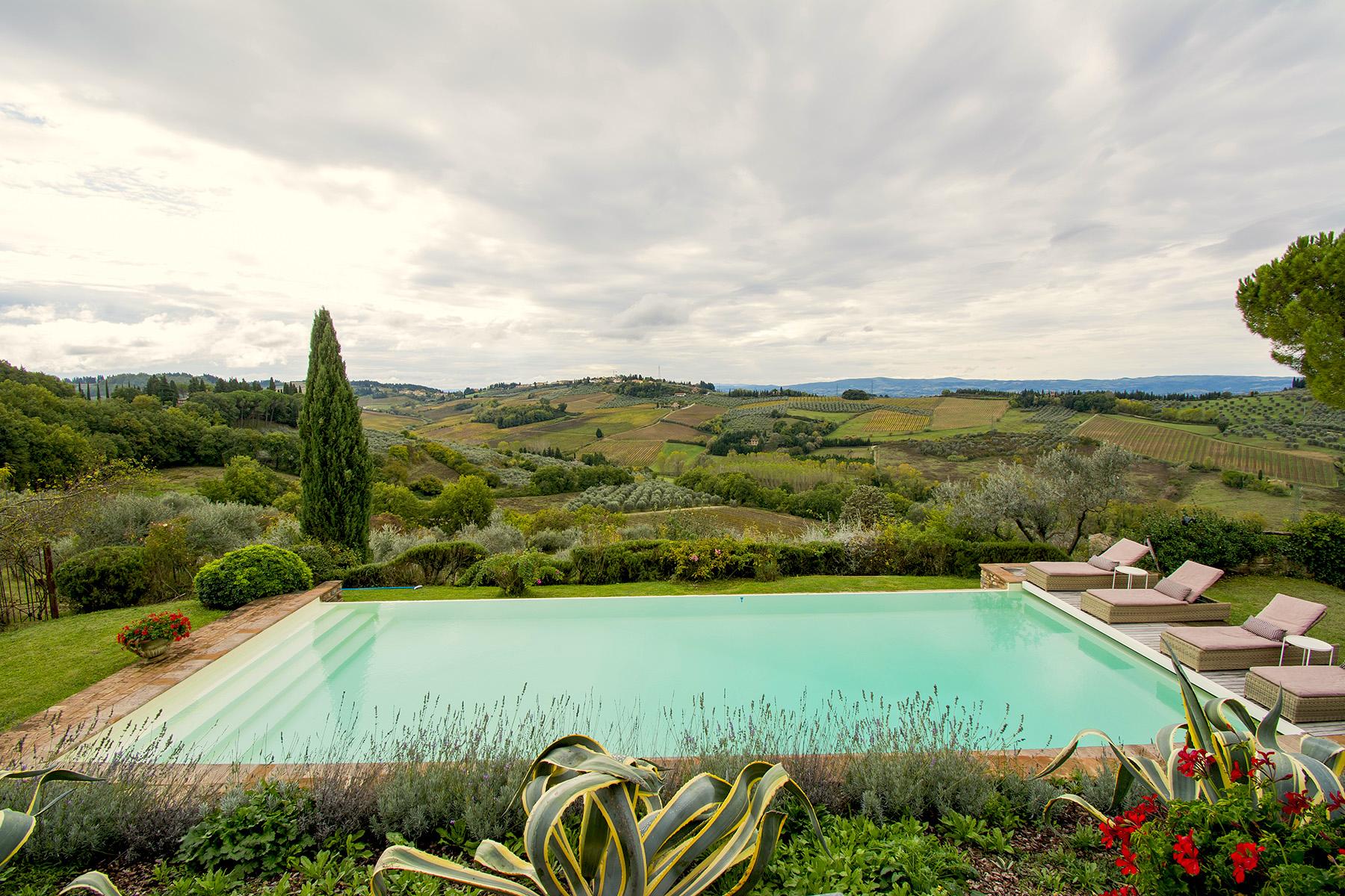 Villa in Vendita a San Casciano In Val Di Pesa:  5 locali, 650 mq  - Foto 1