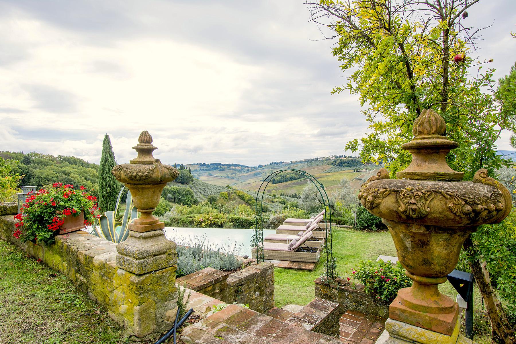 Villa in Vendita a San Casciano In Val Di Pesa: 5 locali, 650 mq - Foto 5