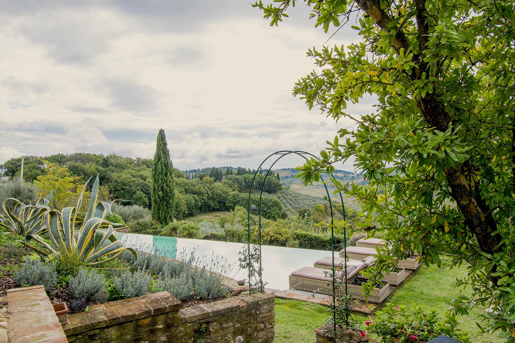 Villa in Vendita a San Casciano In Val Di Pesa: 5 locali, 650 mq - Foto 23