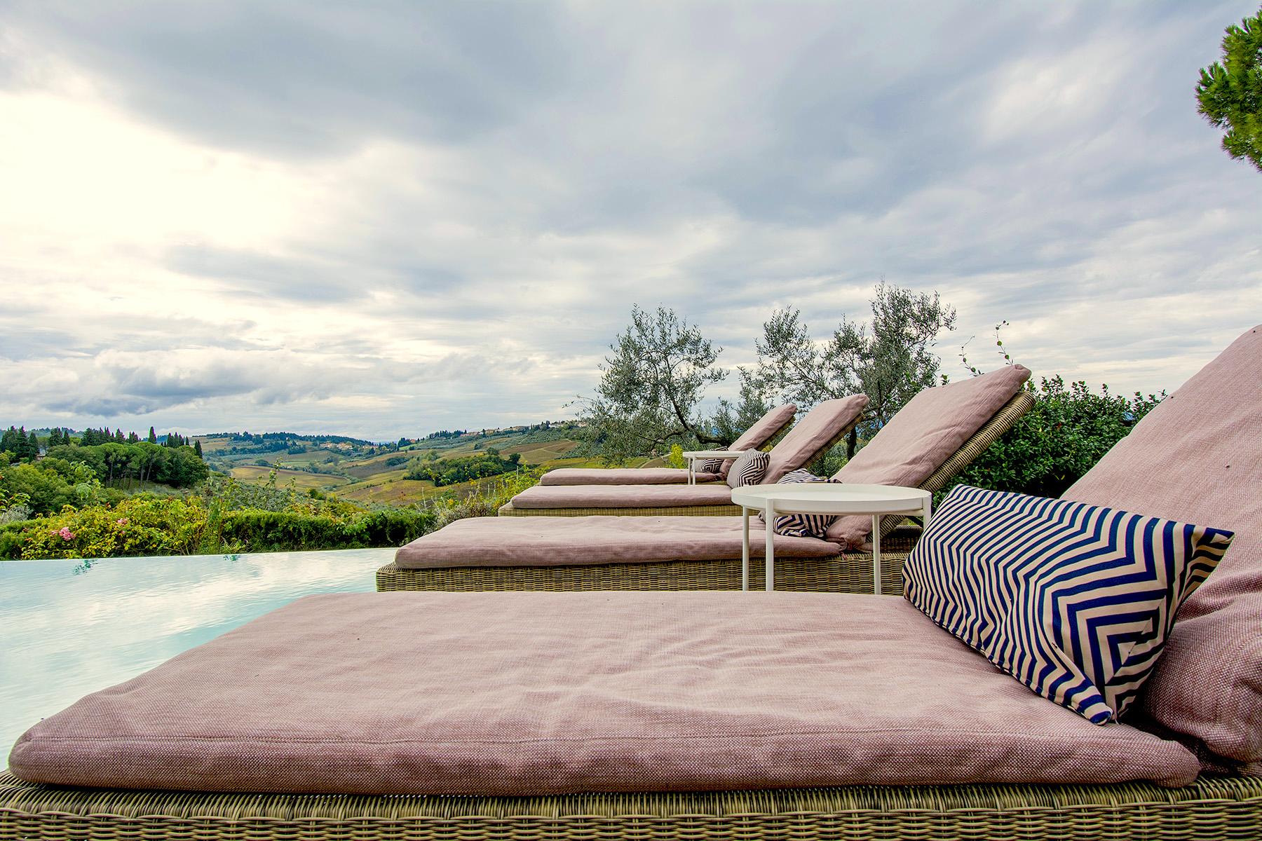 Villa in Vendita a San Casciano In Val Di Pesa: 5 locali, 650 mq - Foto 24