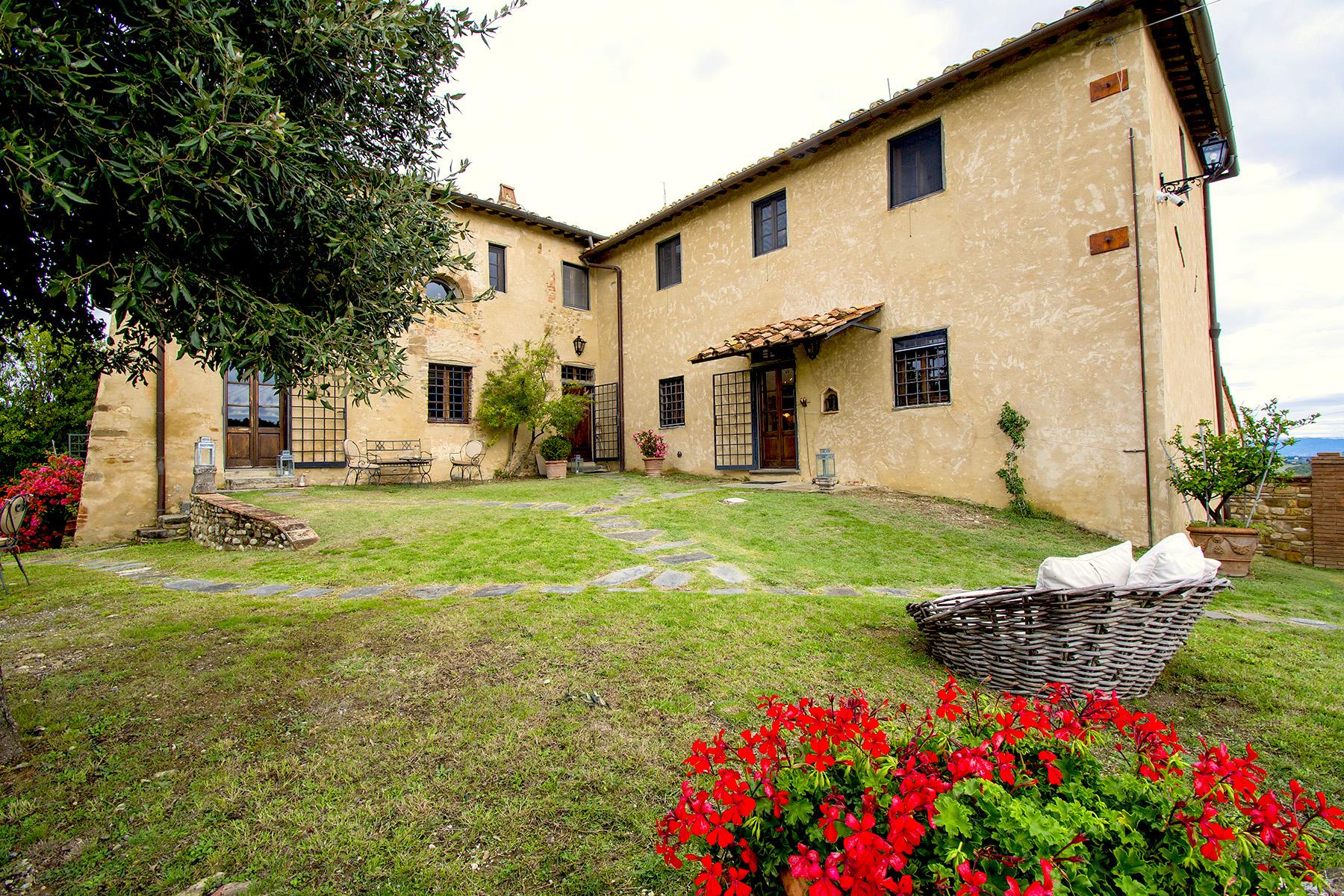 Villa in Vendita a San Casciano In Val Di Pesa: 5 locali, 650 mq - Foto 29