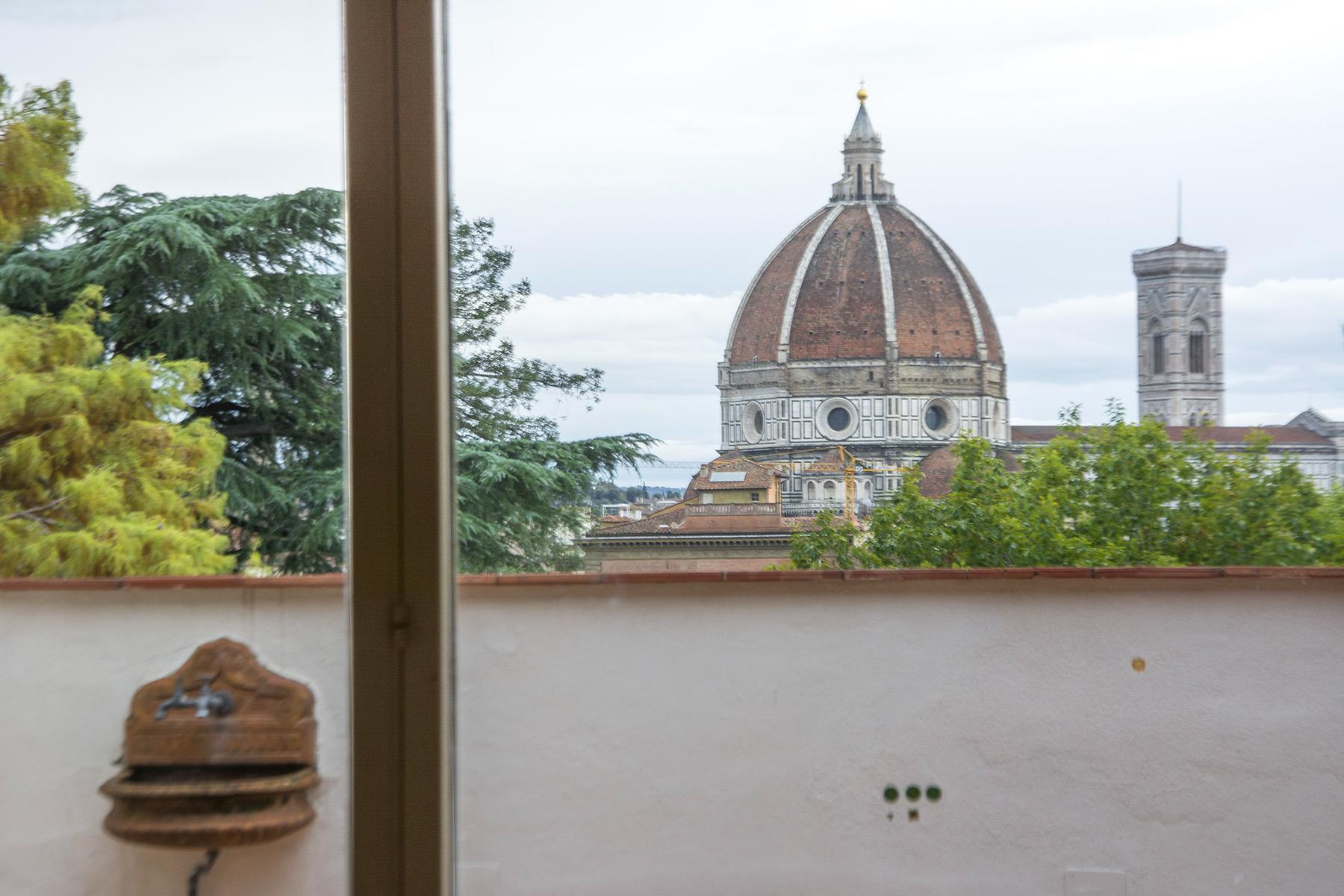 Attico in Affitto a Firenze Centro: 5 locali, 120 mq
