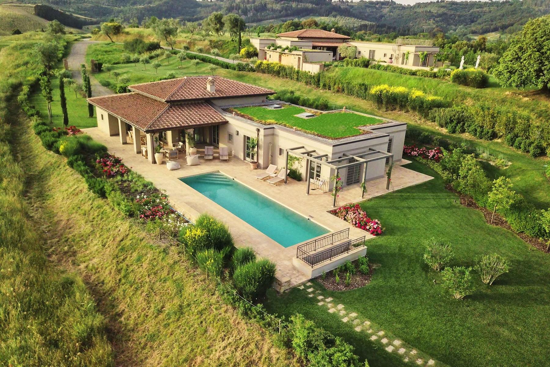Villa in Vendita a Montaione: 5 locali, 360 mq - Foto 2