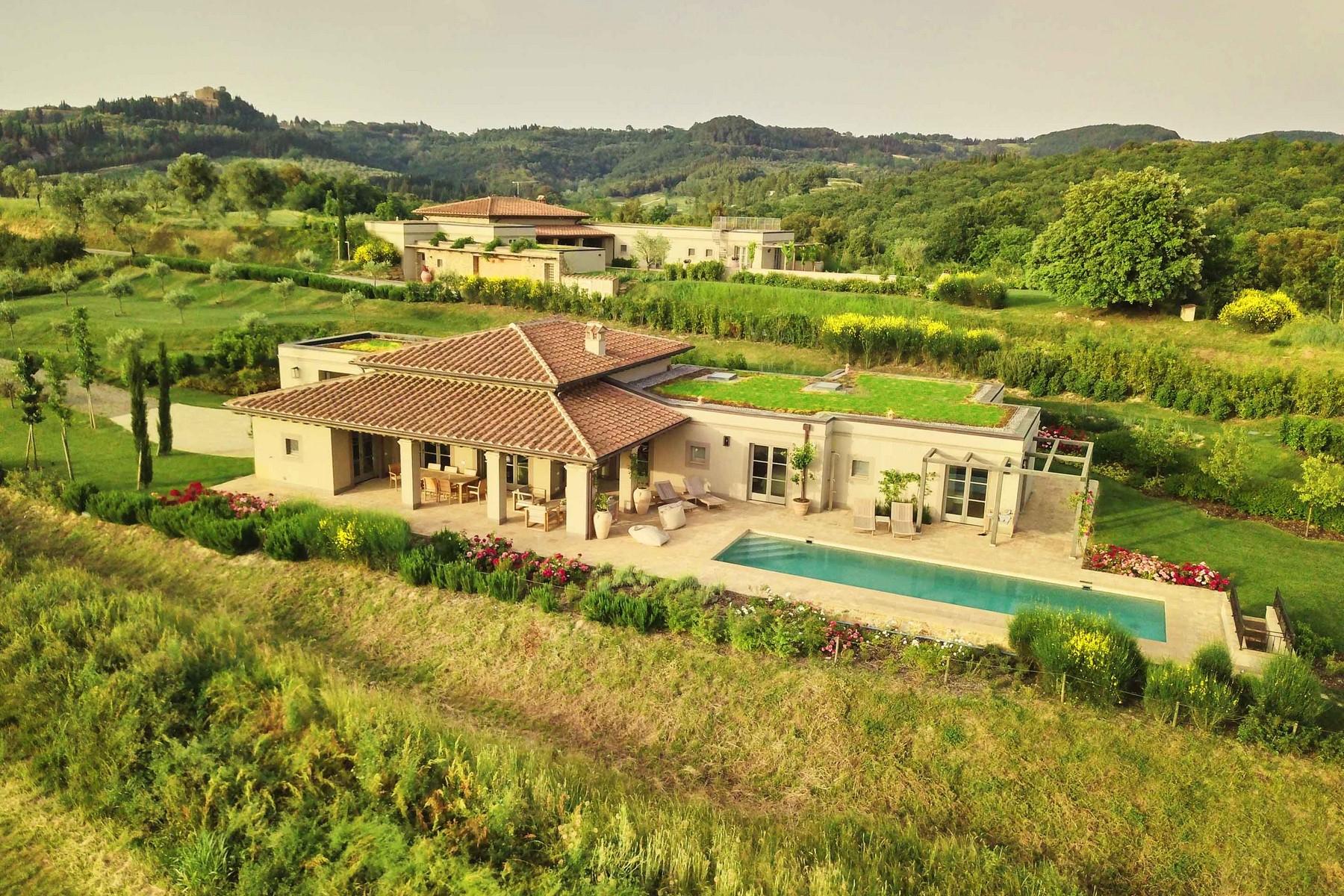 Villa in Vendita a Montaione: 5 locali, 360 mq