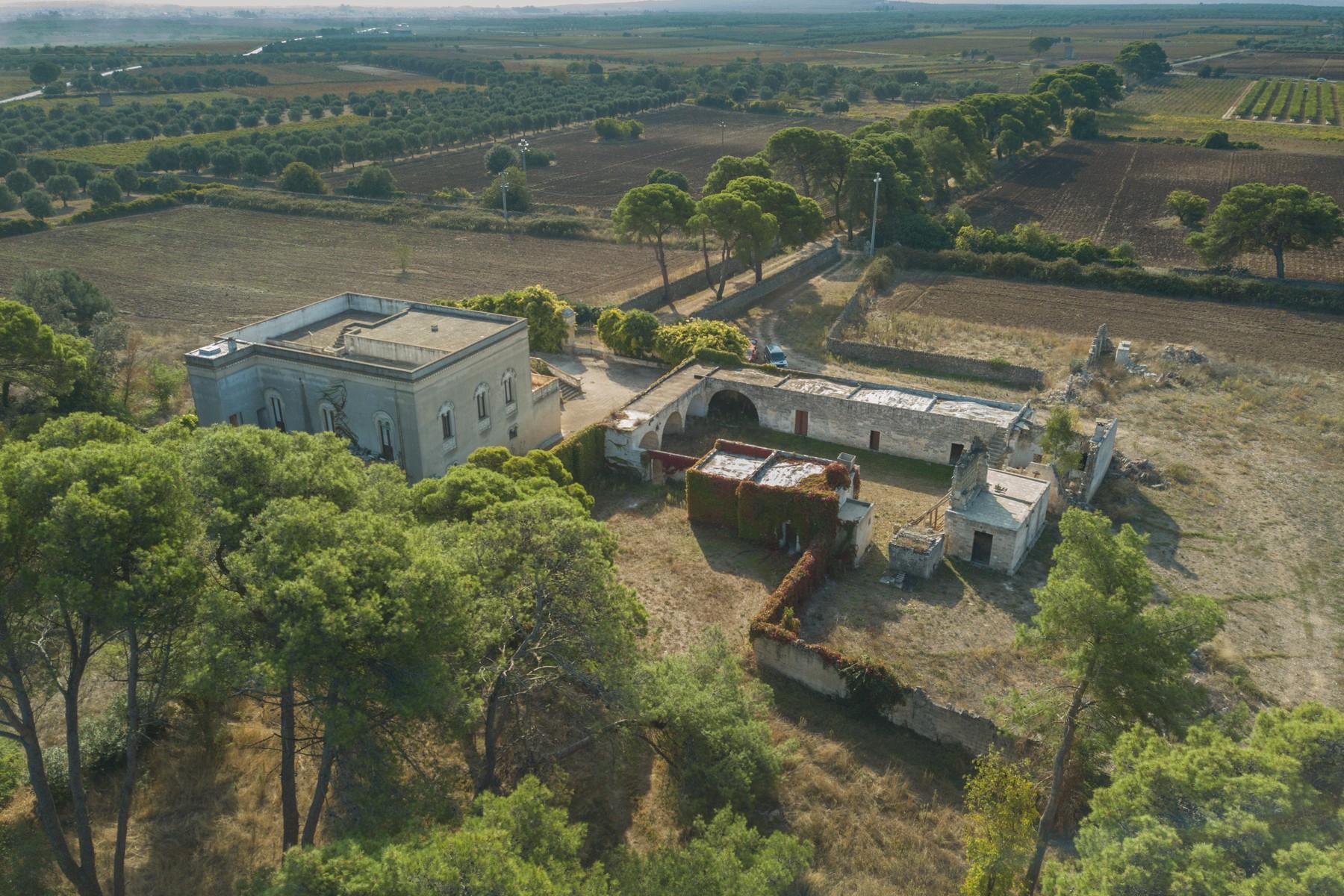 Villa in Vendita a Avetrana: 5 locali, 950 mq - Foto 4