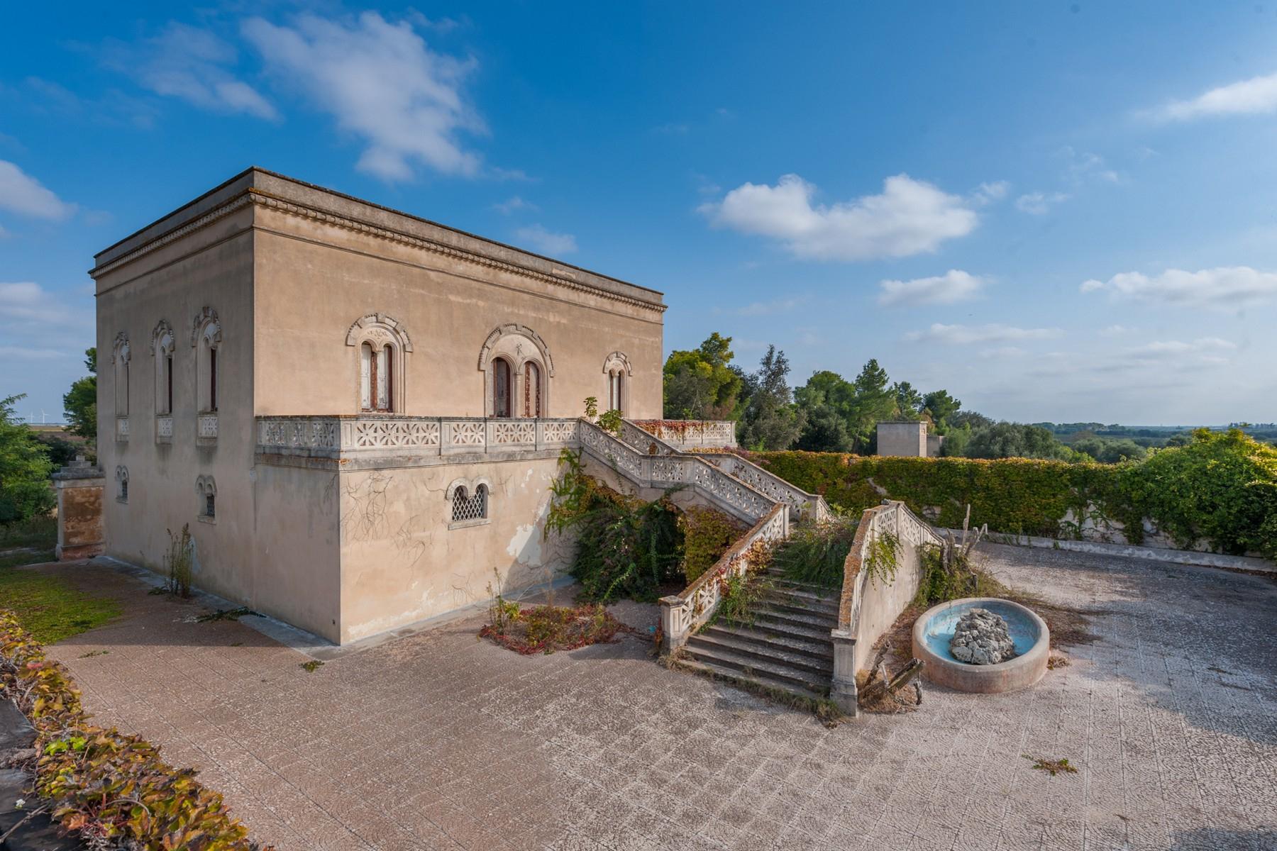 Villa in Vendita a Avetrana: 5 locali, 950 mq - Foto 10