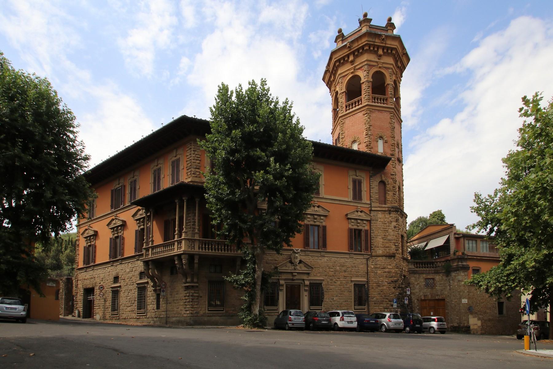 Appartamento in Vendita a Firenze Semicentro Nord: 5 locali, 338 mq