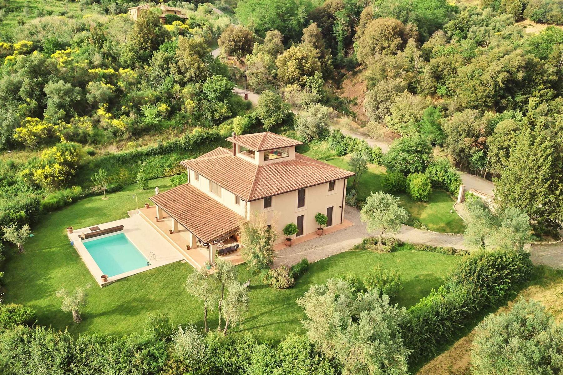 Villa in Vendita a Montaione: 5 locali, 360 mq - Foto 15