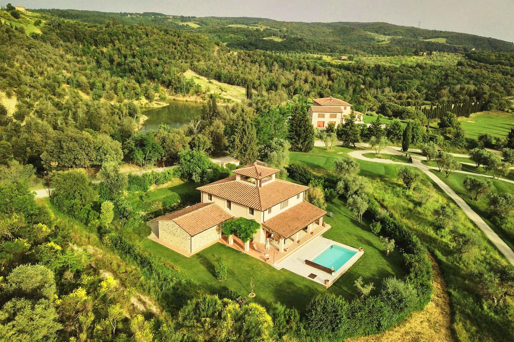 Villa in Vendita a Montaione: 5 locali, 360 mq - Foto 13
