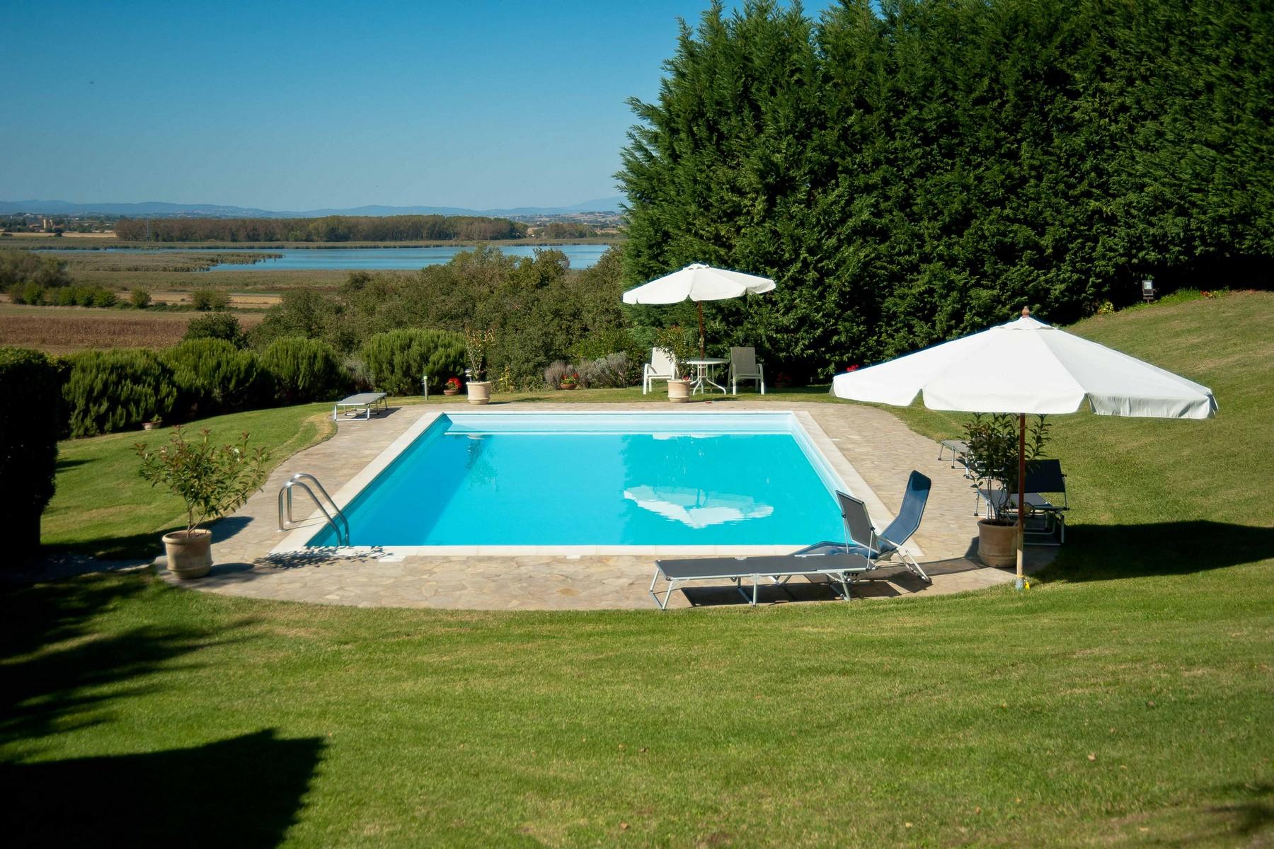 Villa in Vendita a Castiglione Del Lago: 5 locali, 780 mq - Foto 6