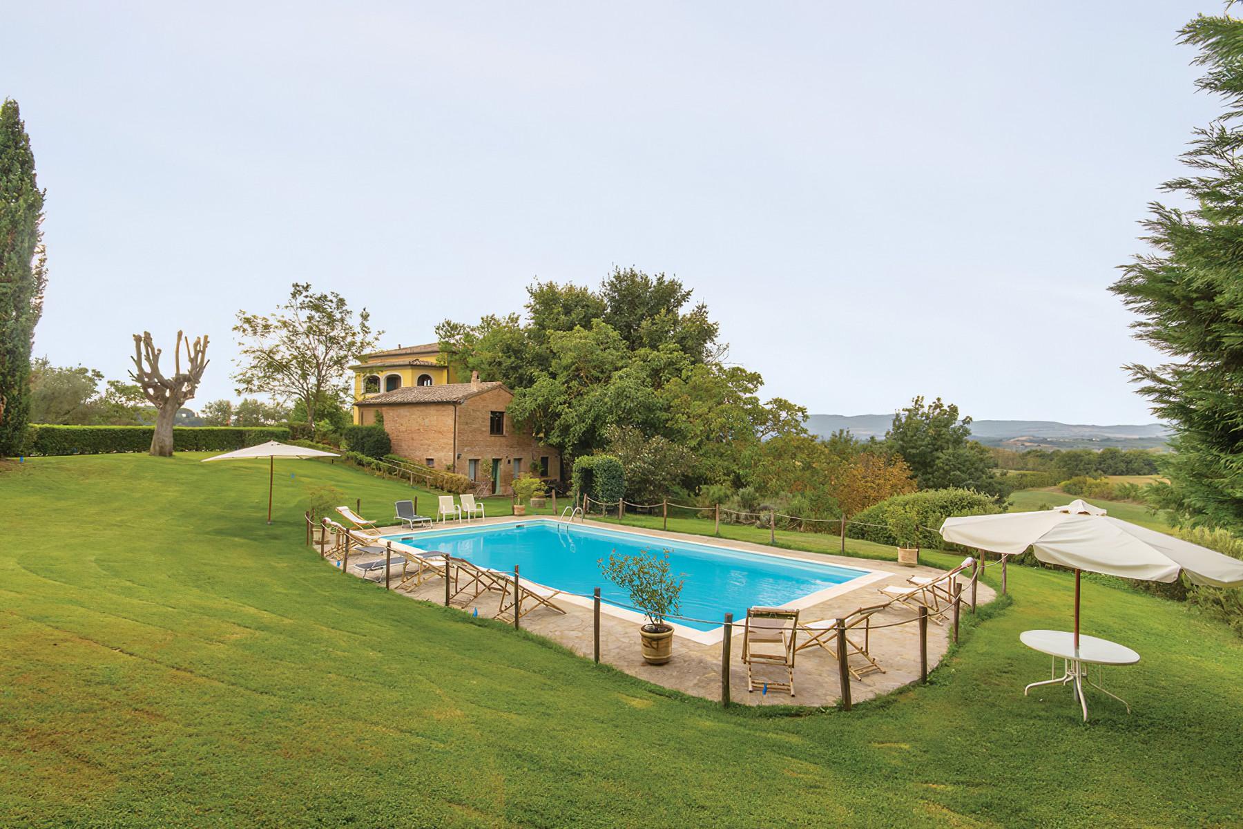 Villa in Vendita a Castiglione Del Lago: 5 locali, 780 mq - Foto 24