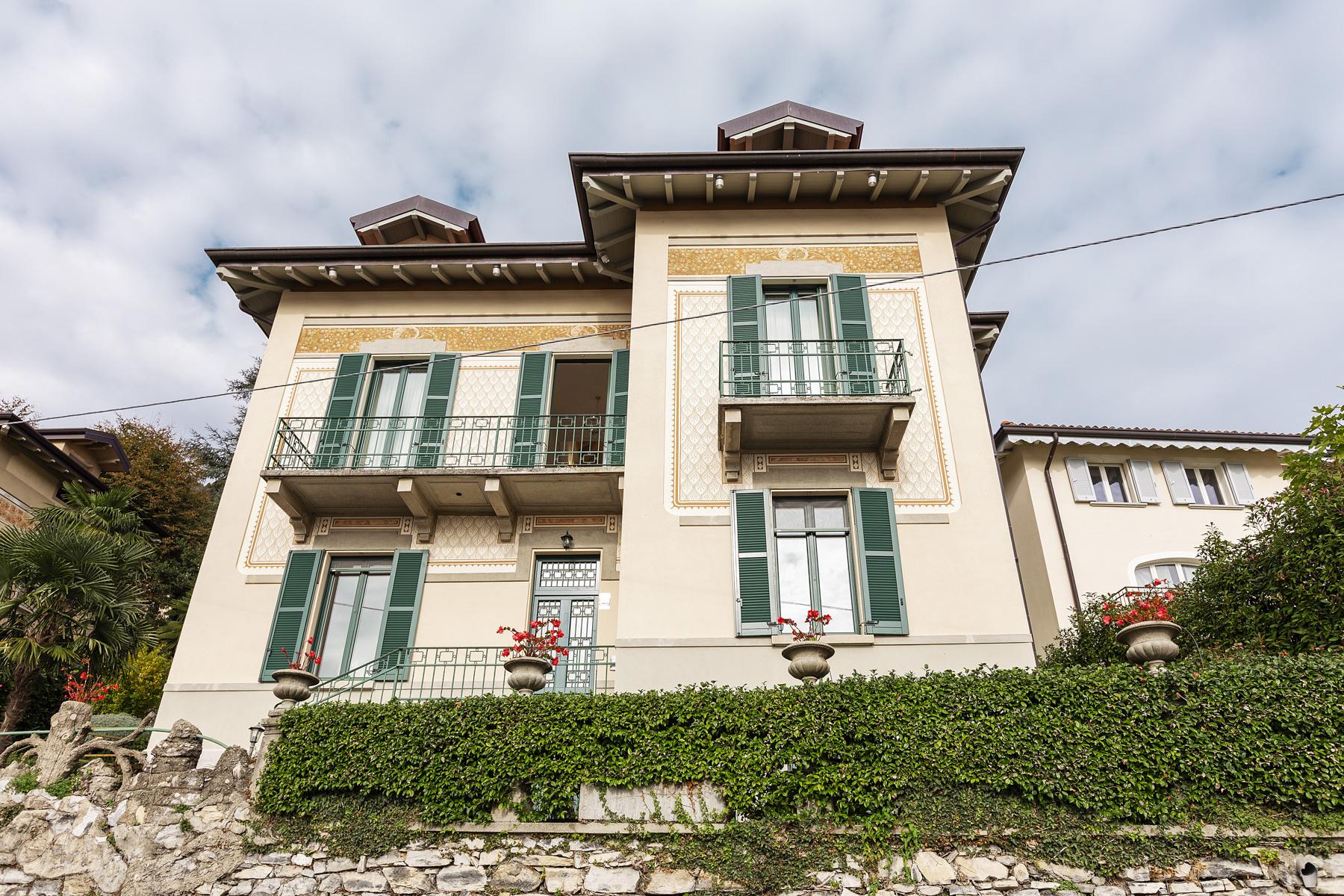 Villa in Vendita a Cernobbio via della libertà